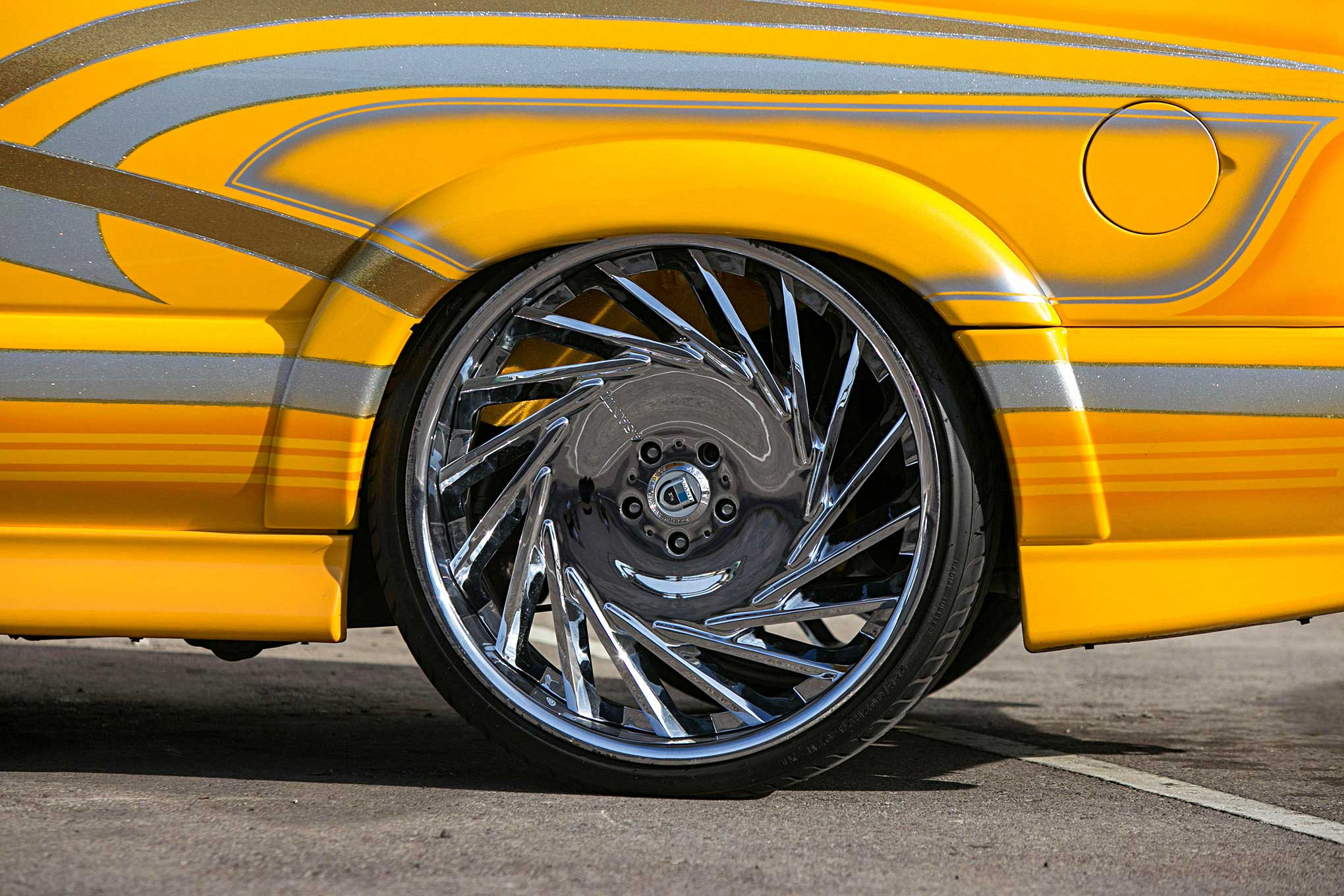 2003 Chevy Blazer Xtreme - An Extreme Build