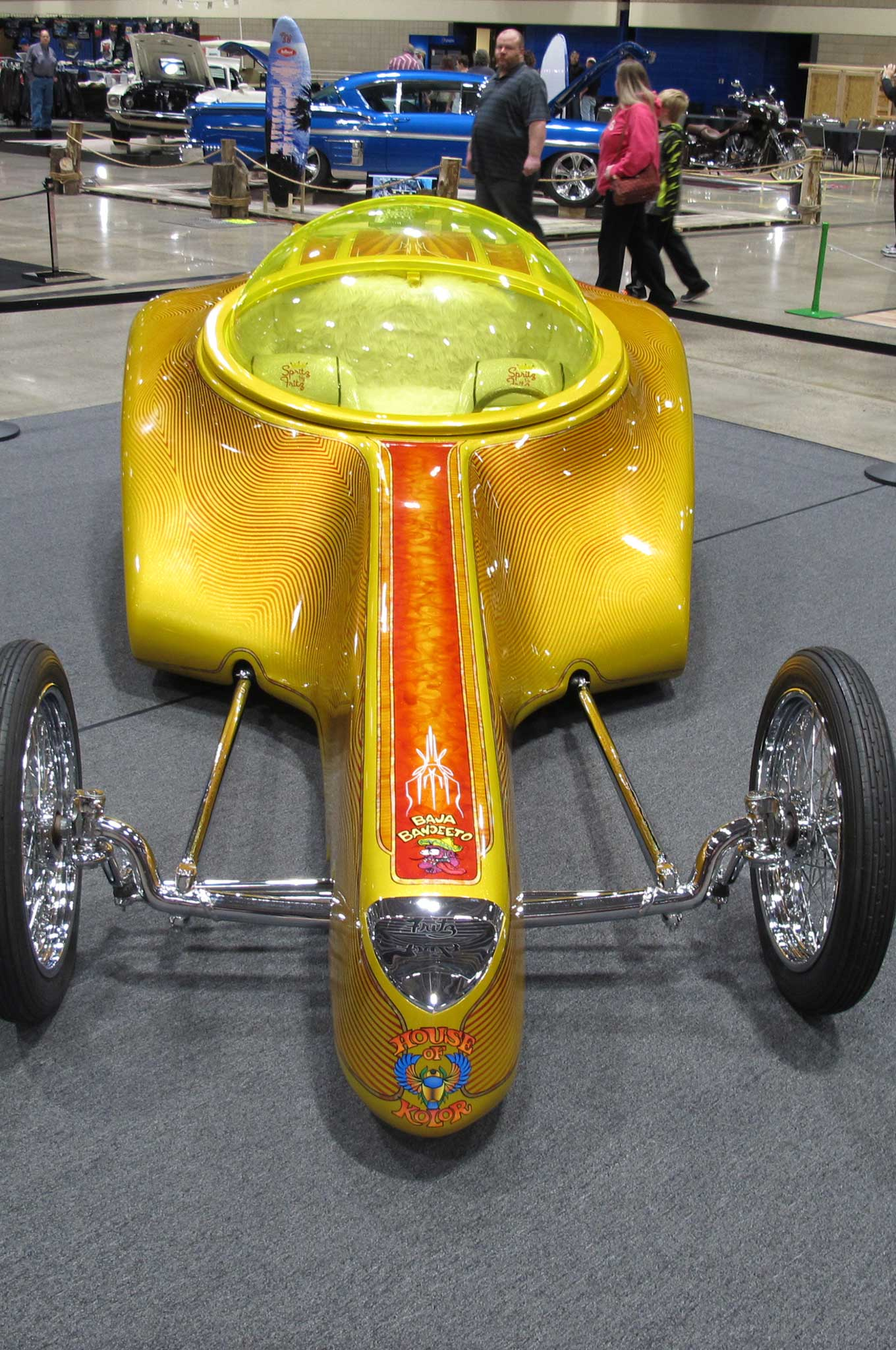 Kansas City World Of Wheels - Kansas city car show