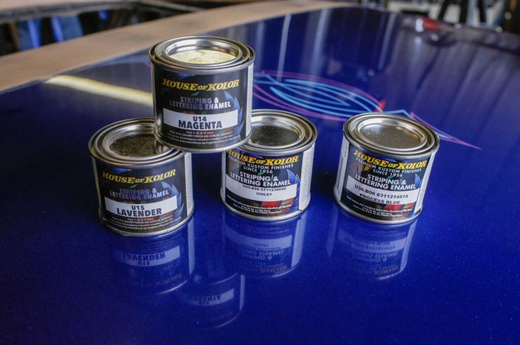 different paint types and how to use them striping and lettering urethane enamel