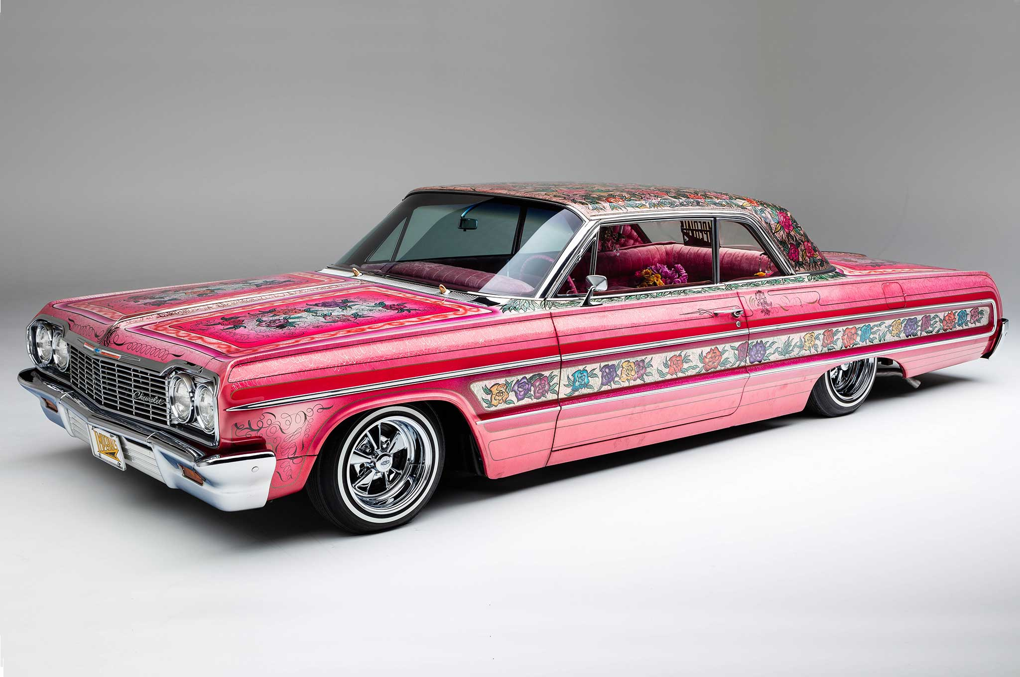 Lowriders Cars For Sale >> Gypsy Rose Will be on Display at the National Mall