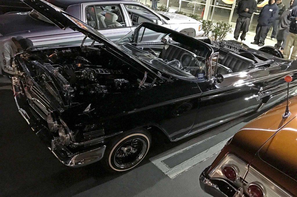 west covina cruise night 1960 impala convertible