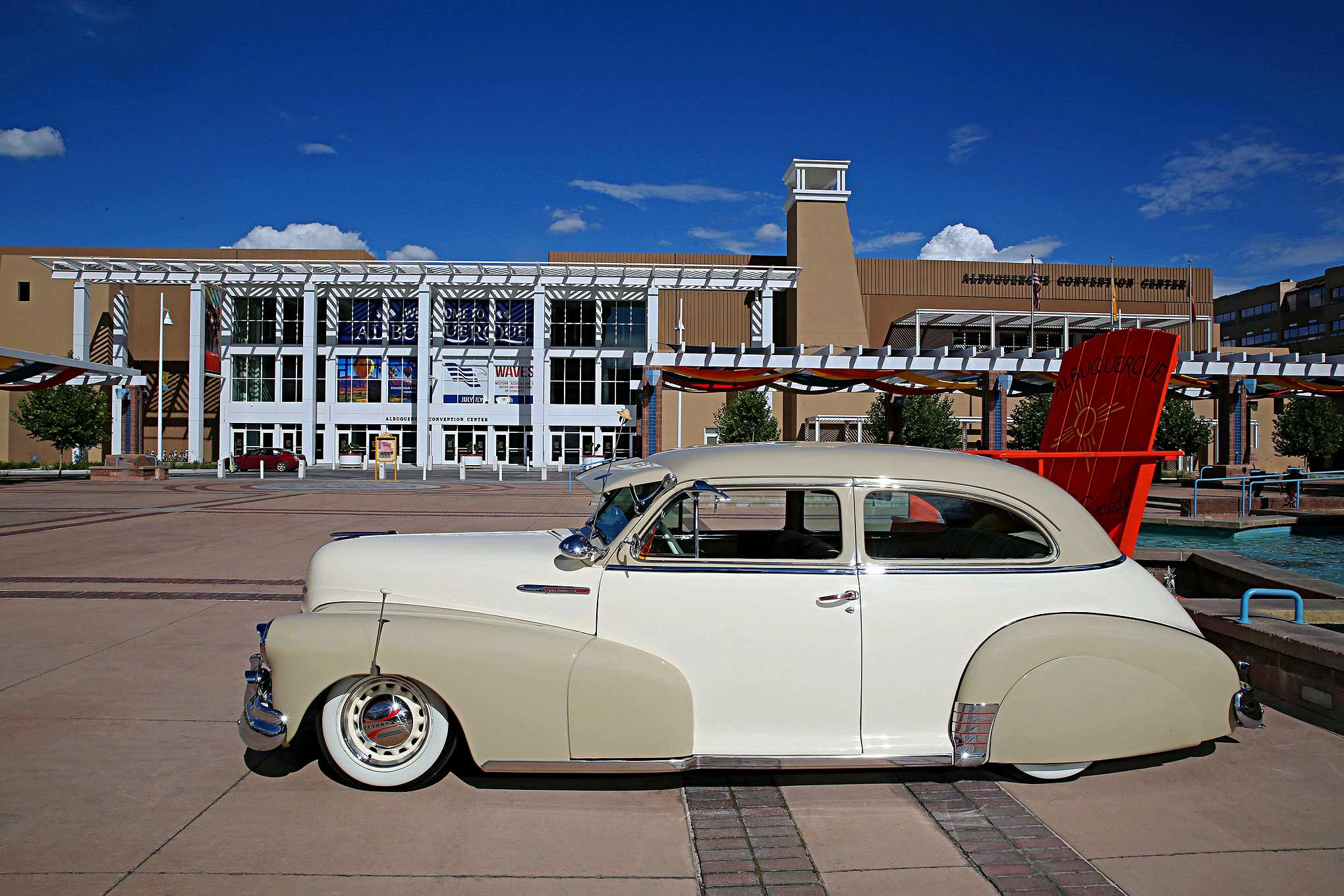 1948 Chevrolet Fleetmaster - A Special Delivery