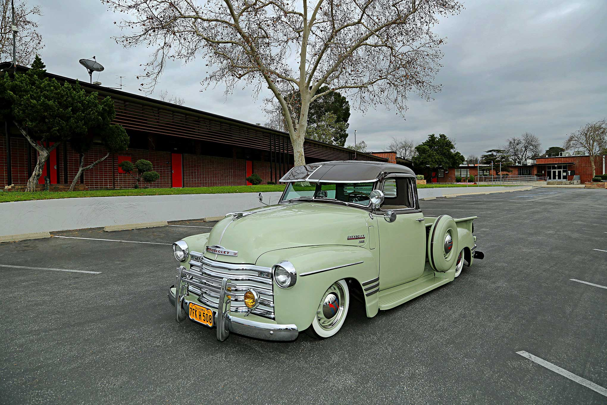 1949 Chevrolet 3100 The Sgv Stepside Chevy Truck 29 32