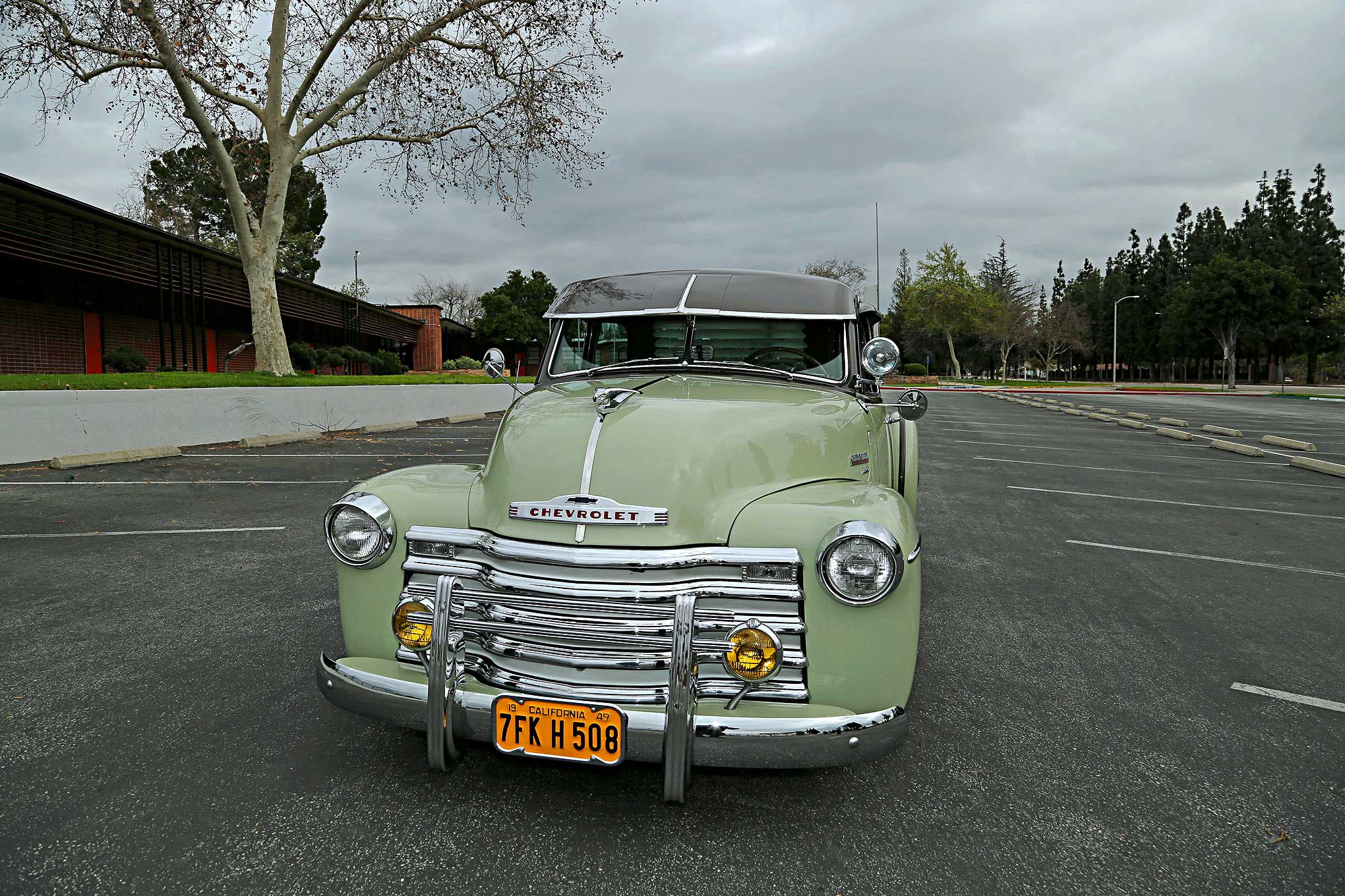 1949 Chevrolet 3100 The Sgv Stepside Chevy Truck 26 32
