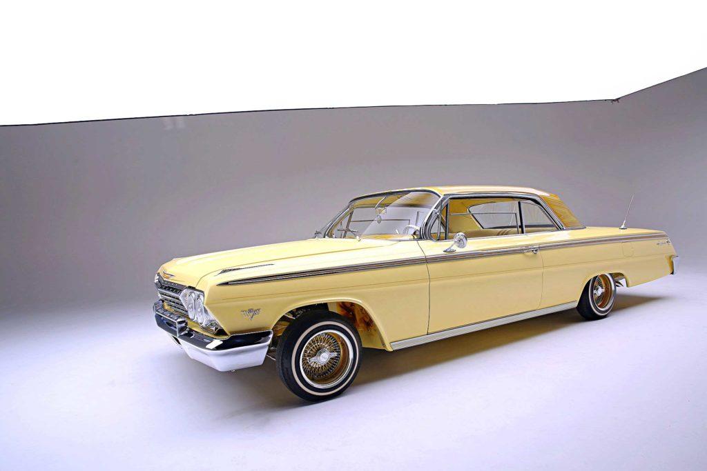 1962 Chevrolet Impala Driver Side View