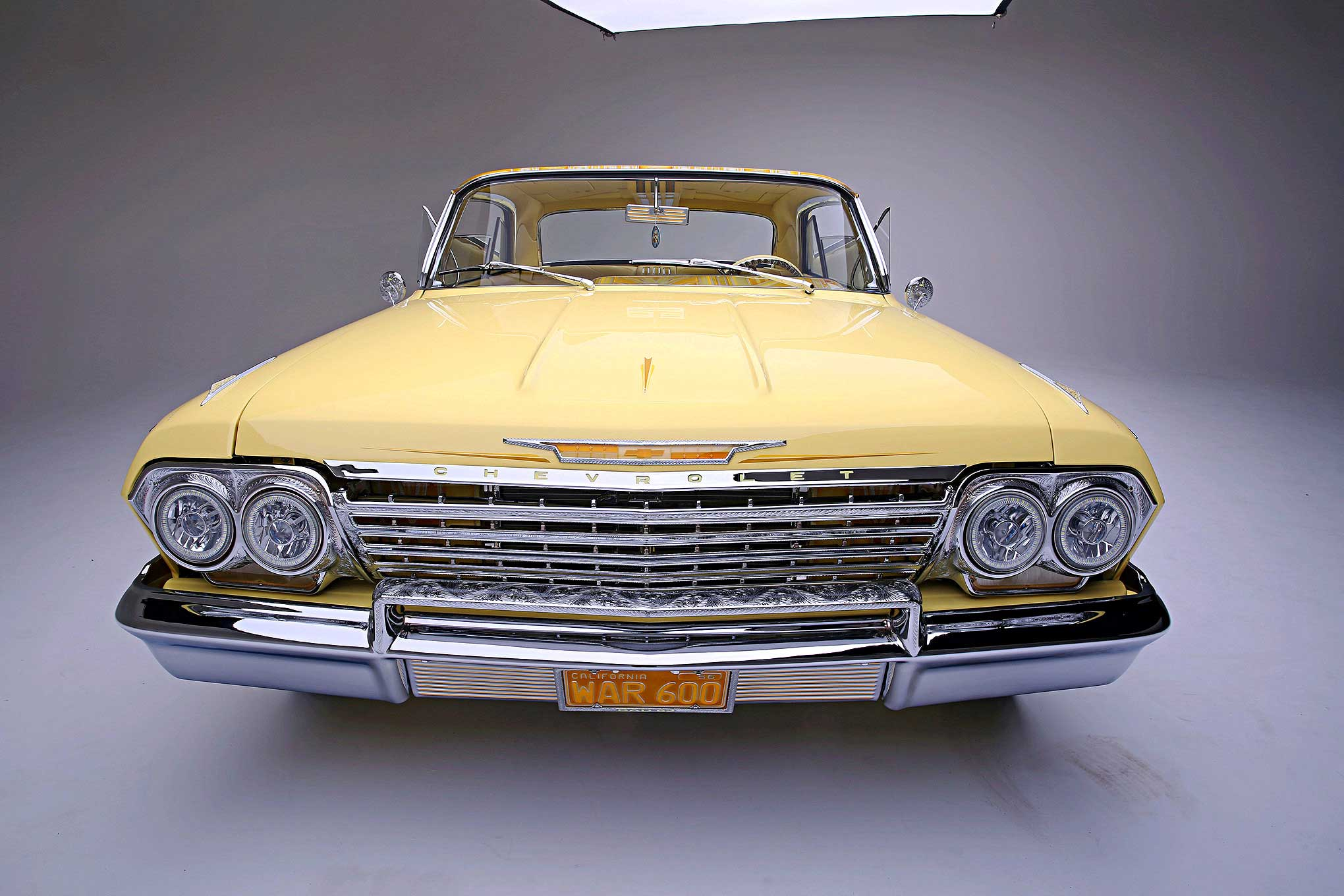 1962 Chevrolet Impala Breaking The Mold Breaking Bad