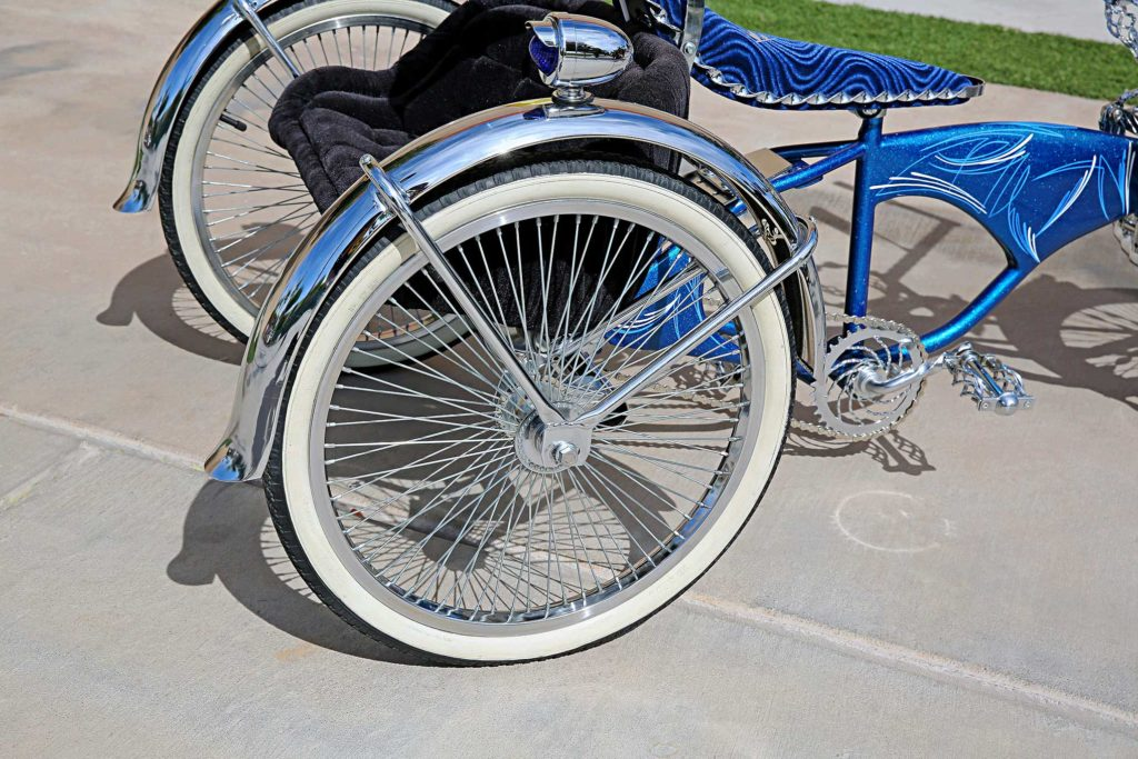 1981 schwinn trike 72 spoke lowrider rims