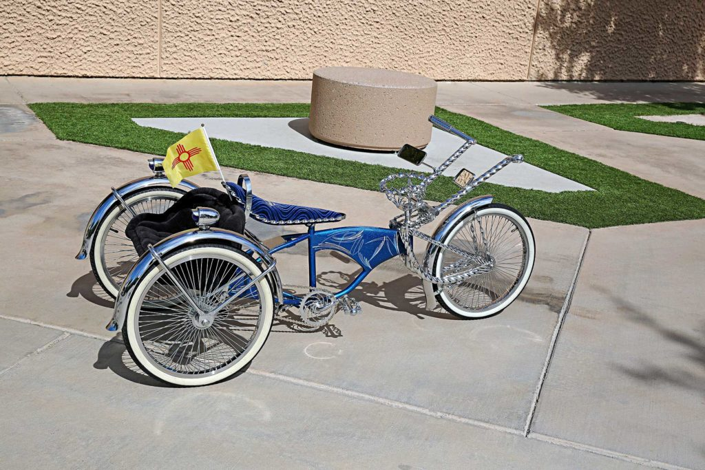 1981 schwinn trike side view