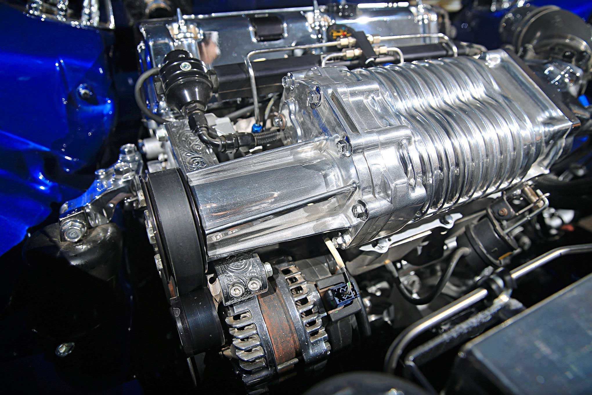 Acura TSX CT Engineering Supercharger Lowrider - Acura rsx supercharger