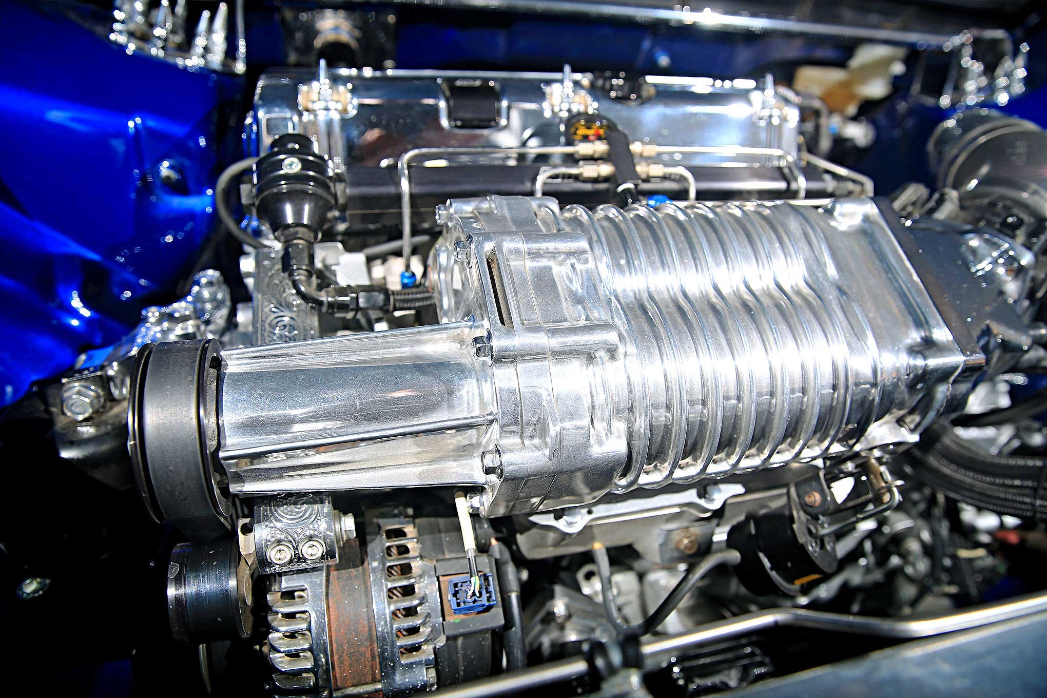 Acura TSX Supercharger Blower Lowrider - Acura rsx supercharger