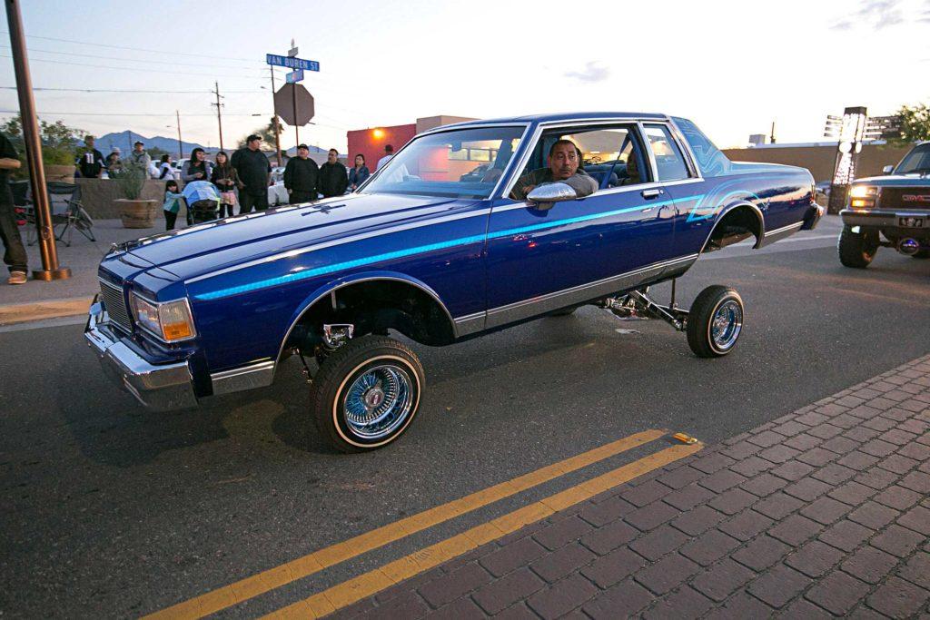 Sunday Cruise Arizona Box Chevy