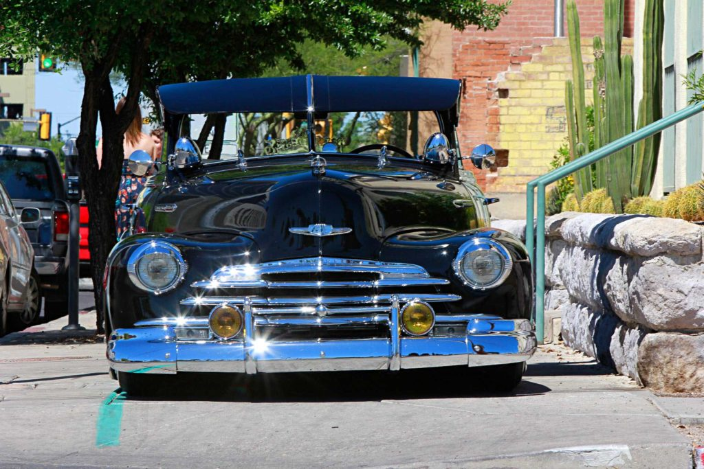 1947 Chevrolet Fleetmaster Convertible Front Grill