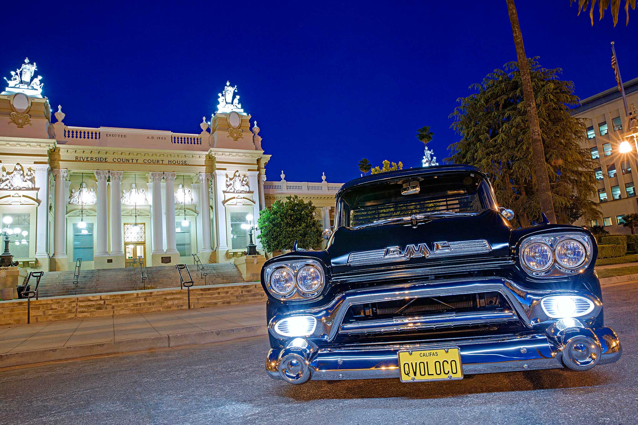 1958 Gmc 100 Second Time S A Charm