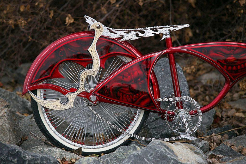 1972 Schwinn Rear Wheel