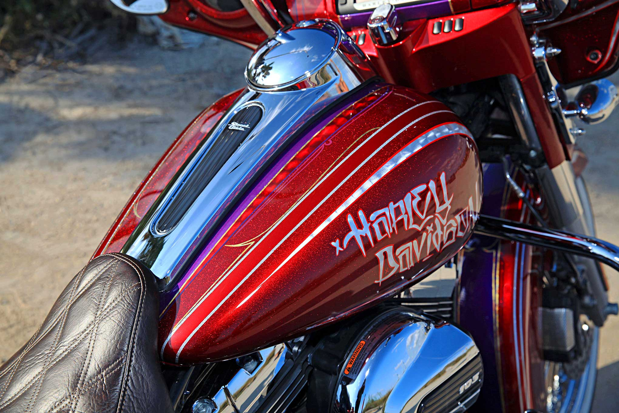 2015 Harley-Davidson Street Glide - A Therapeutic Build