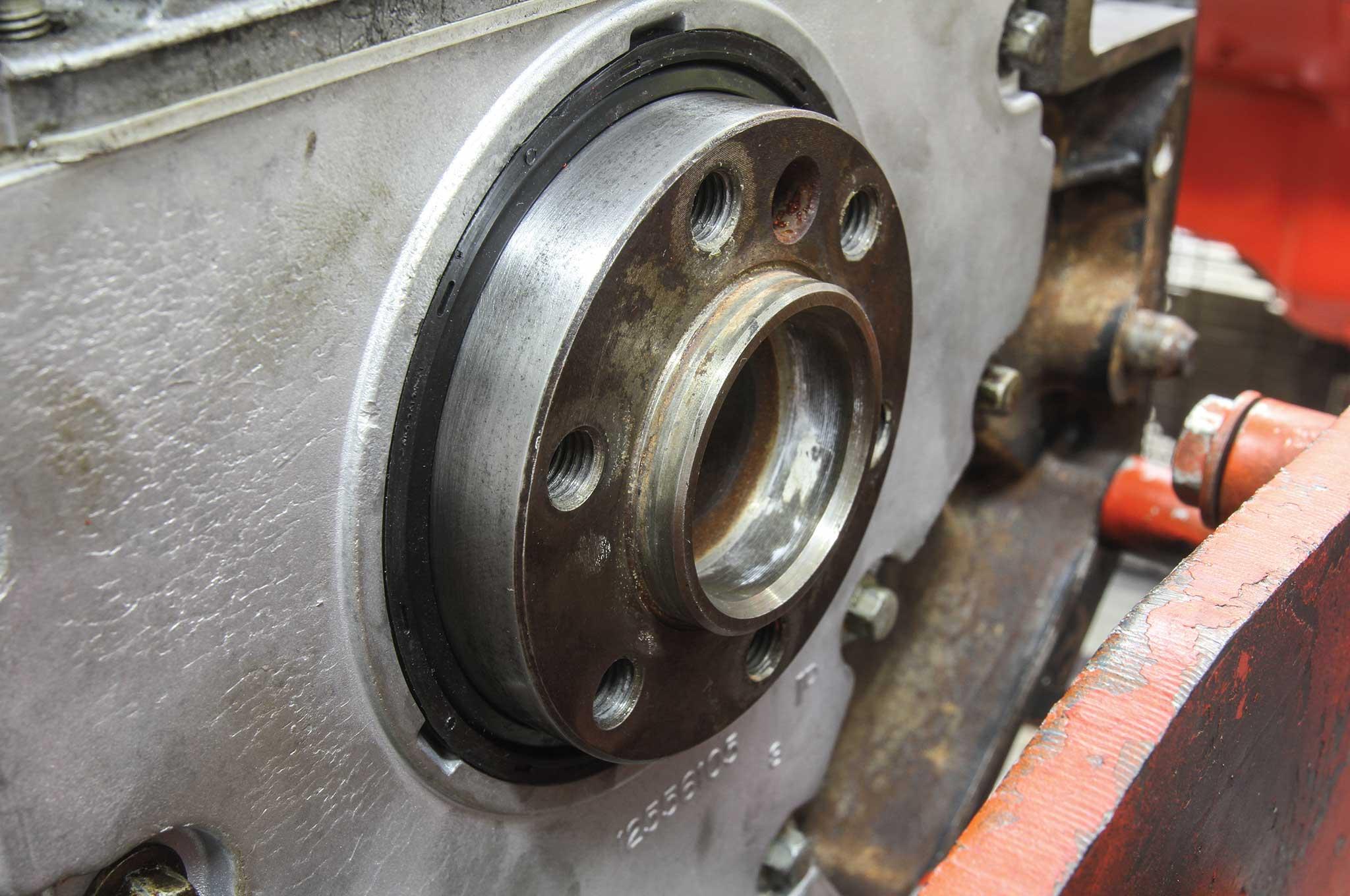 LS Swap Parts Crankshaft Flange - Lowrider