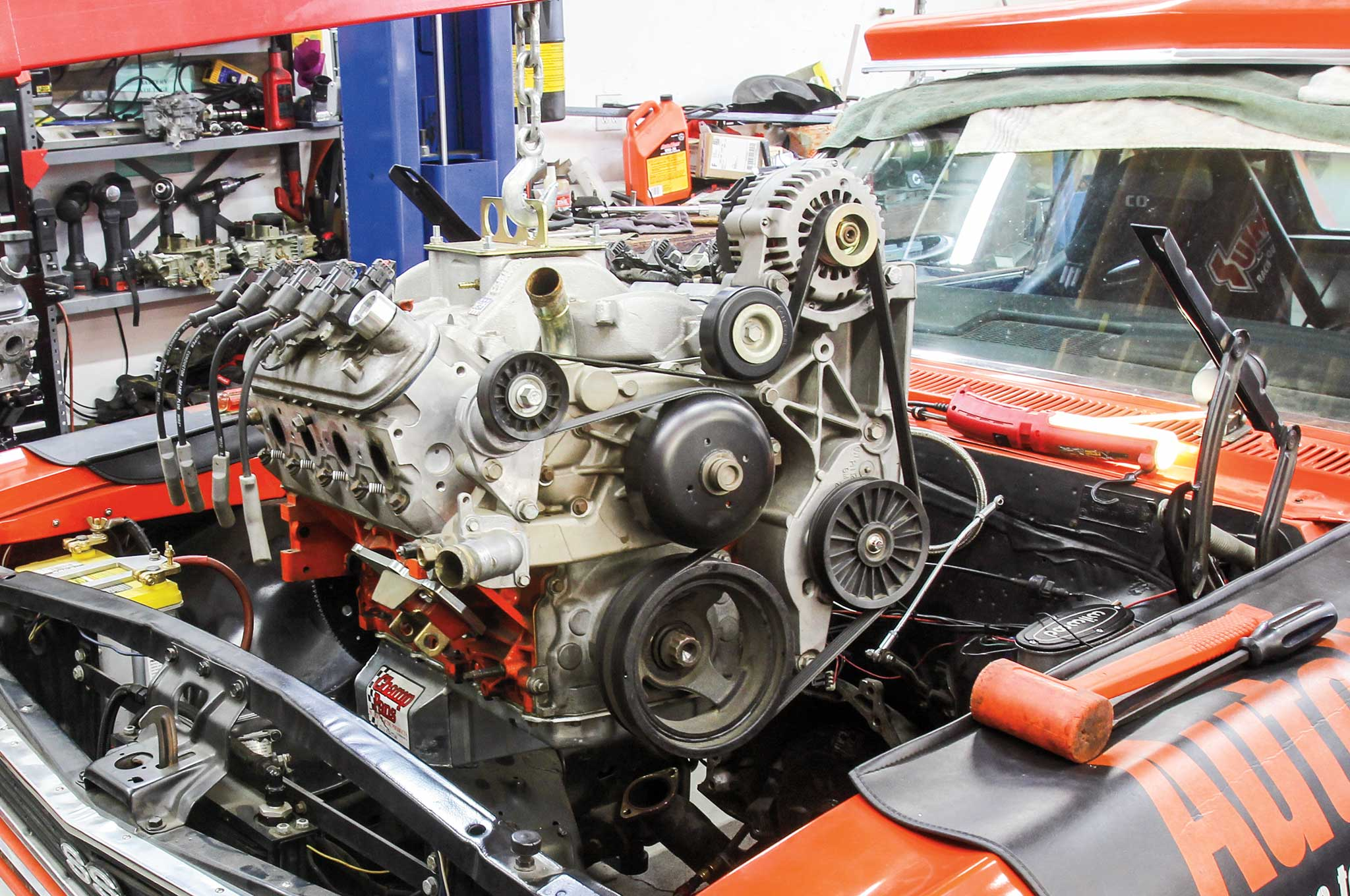 Details And Tips To Make Your Ls Engine Conversion Easy In Rotary Ls1 Coil Wiring Diagram 1 12