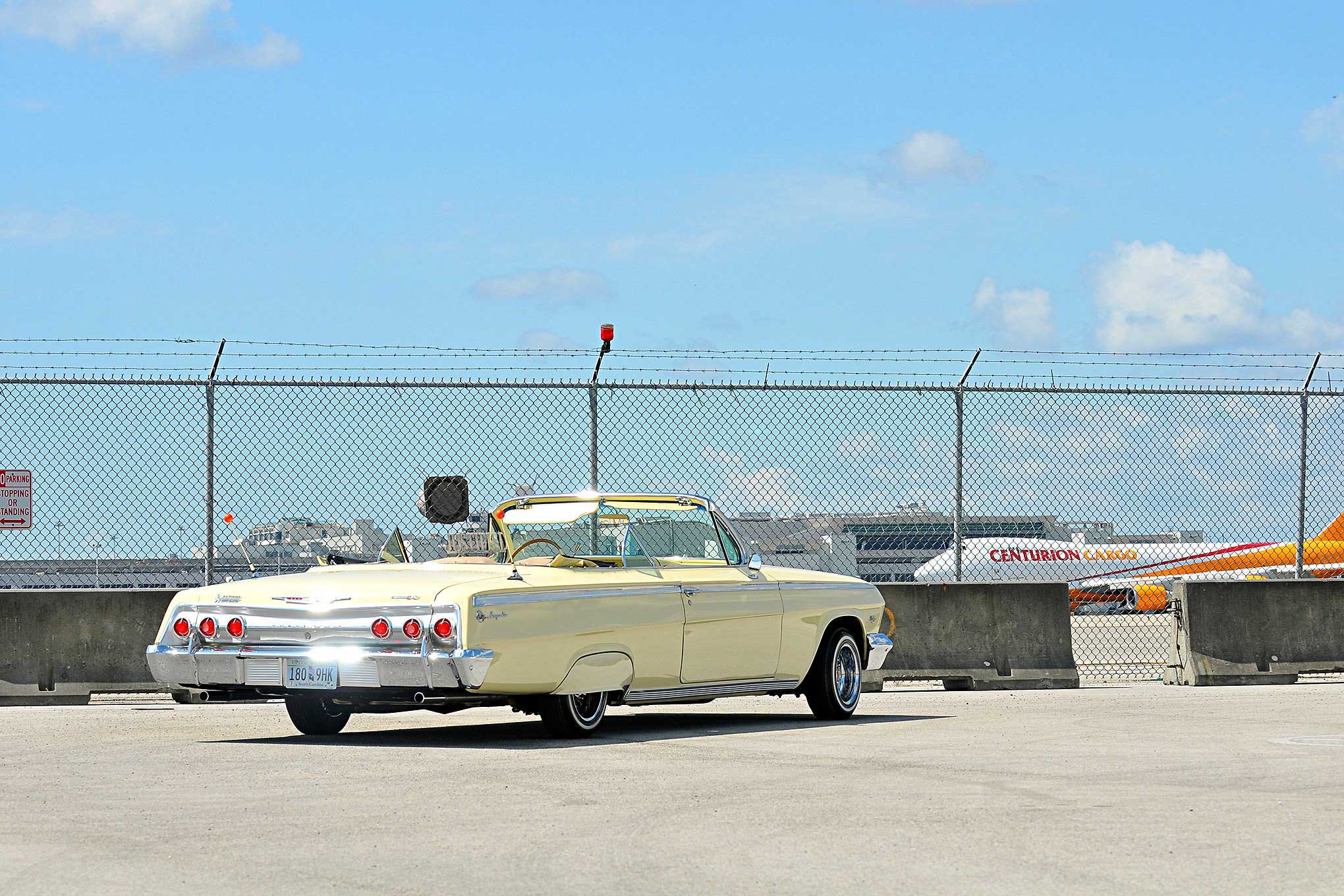 Worth the Wait for this 1962 Chevrolet Impala