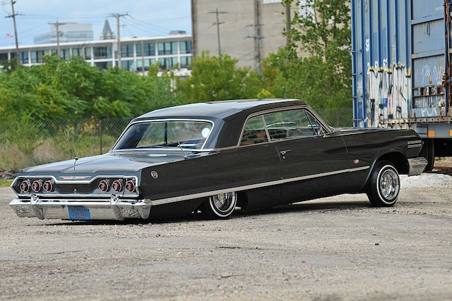 1963 Chevrolet Impala SS - In the Shadows