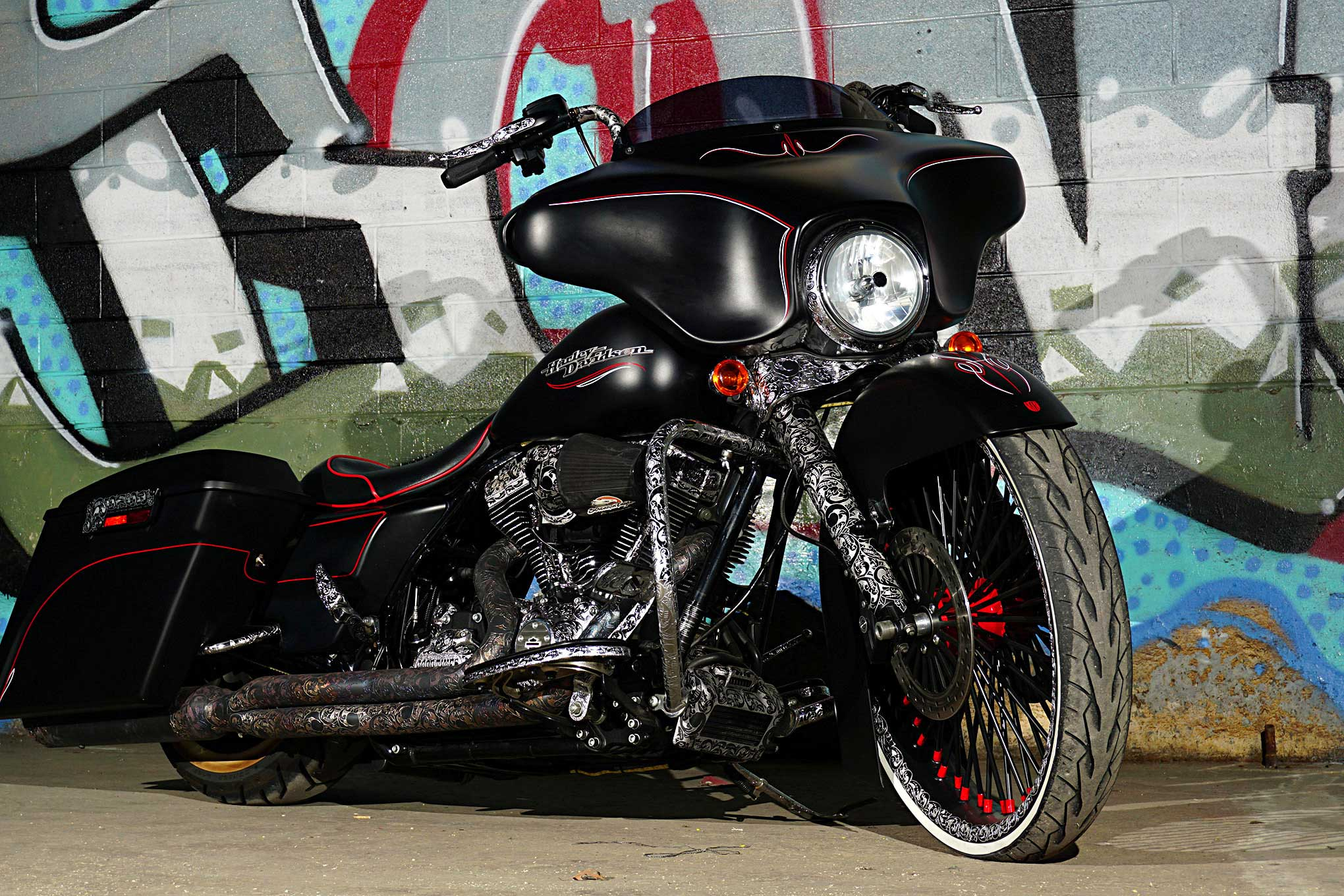 2012 Harley Davidson Street Glide It S A Family Thing