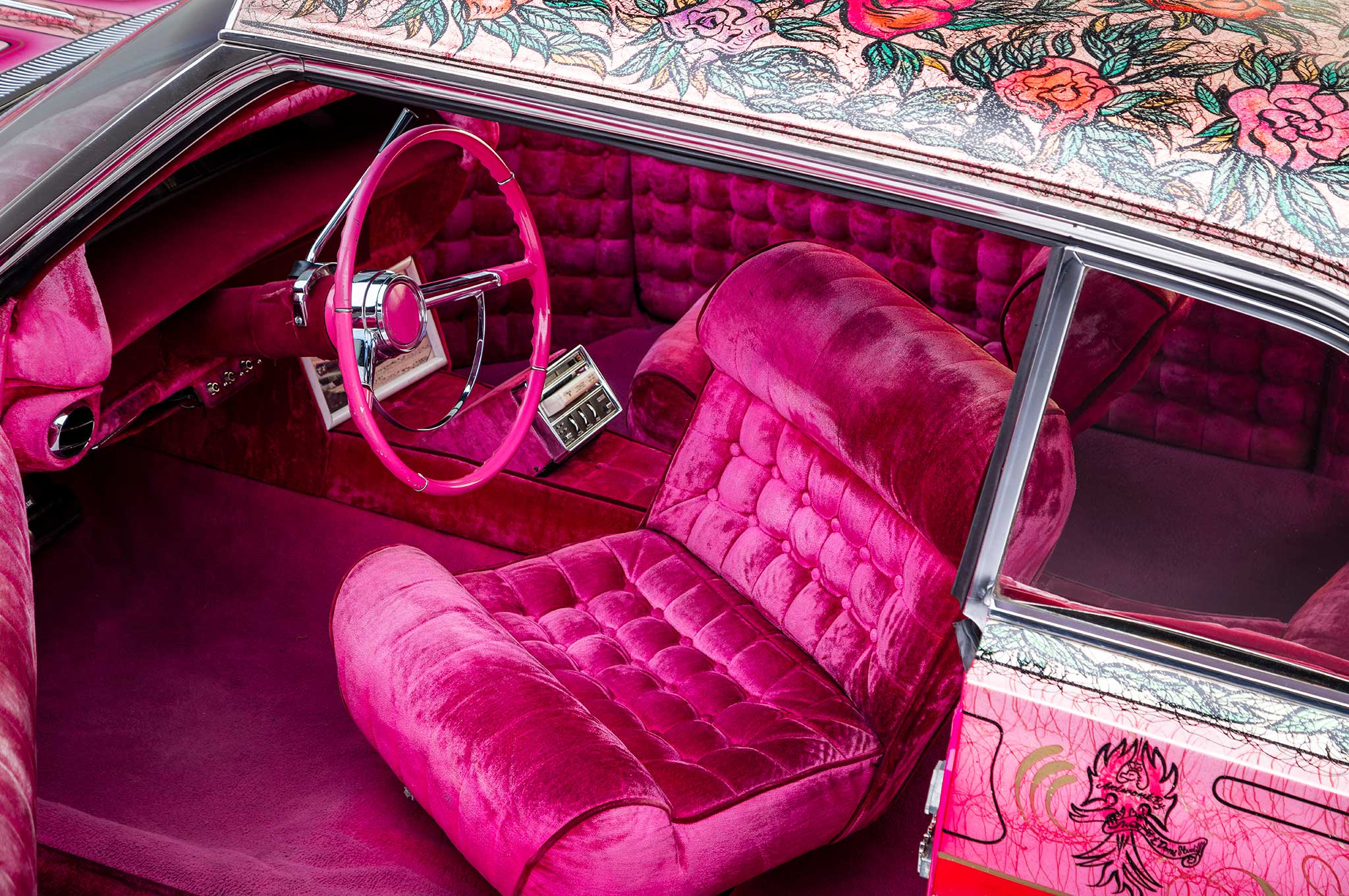 Car Show Orlando >> Gypsy Rose Becomes the First Lowrider Inducted into the HVA