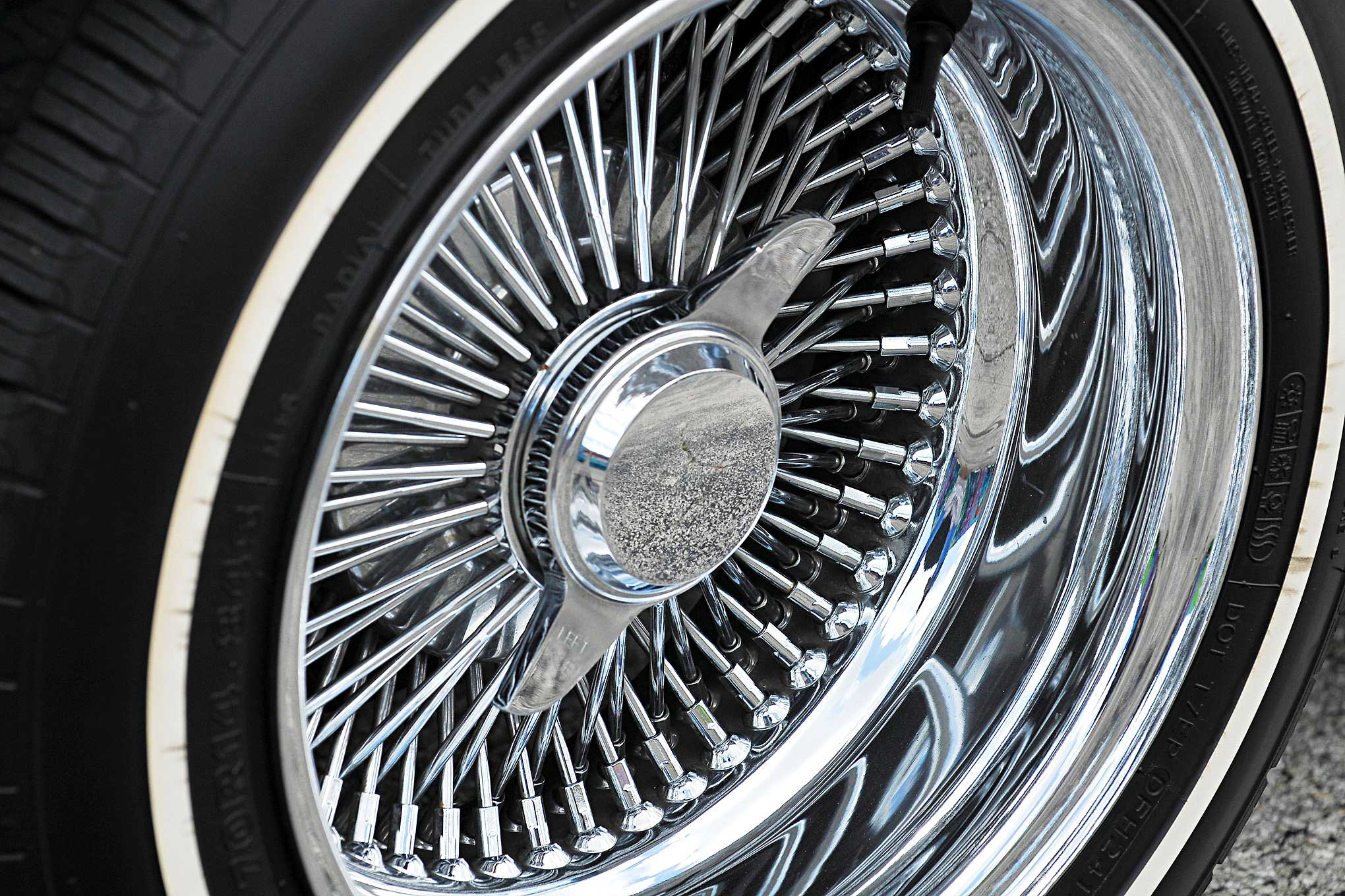 Chevy Impala 2017 White