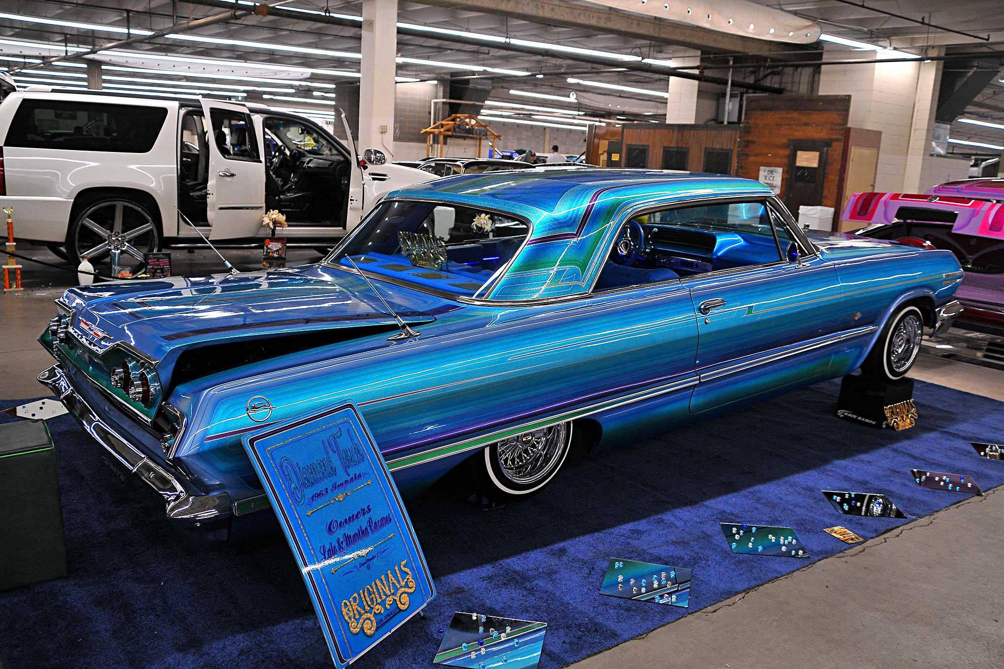 Denver Super Show Originals Car Club Impala Lowrider - Classic car show denver
