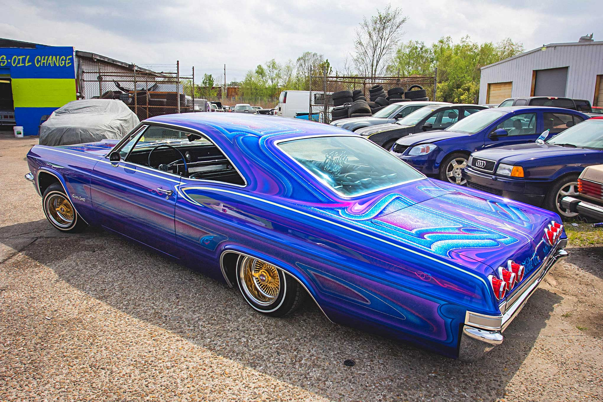 1965 Chevrolet Impala Super Sport - Cruise Life