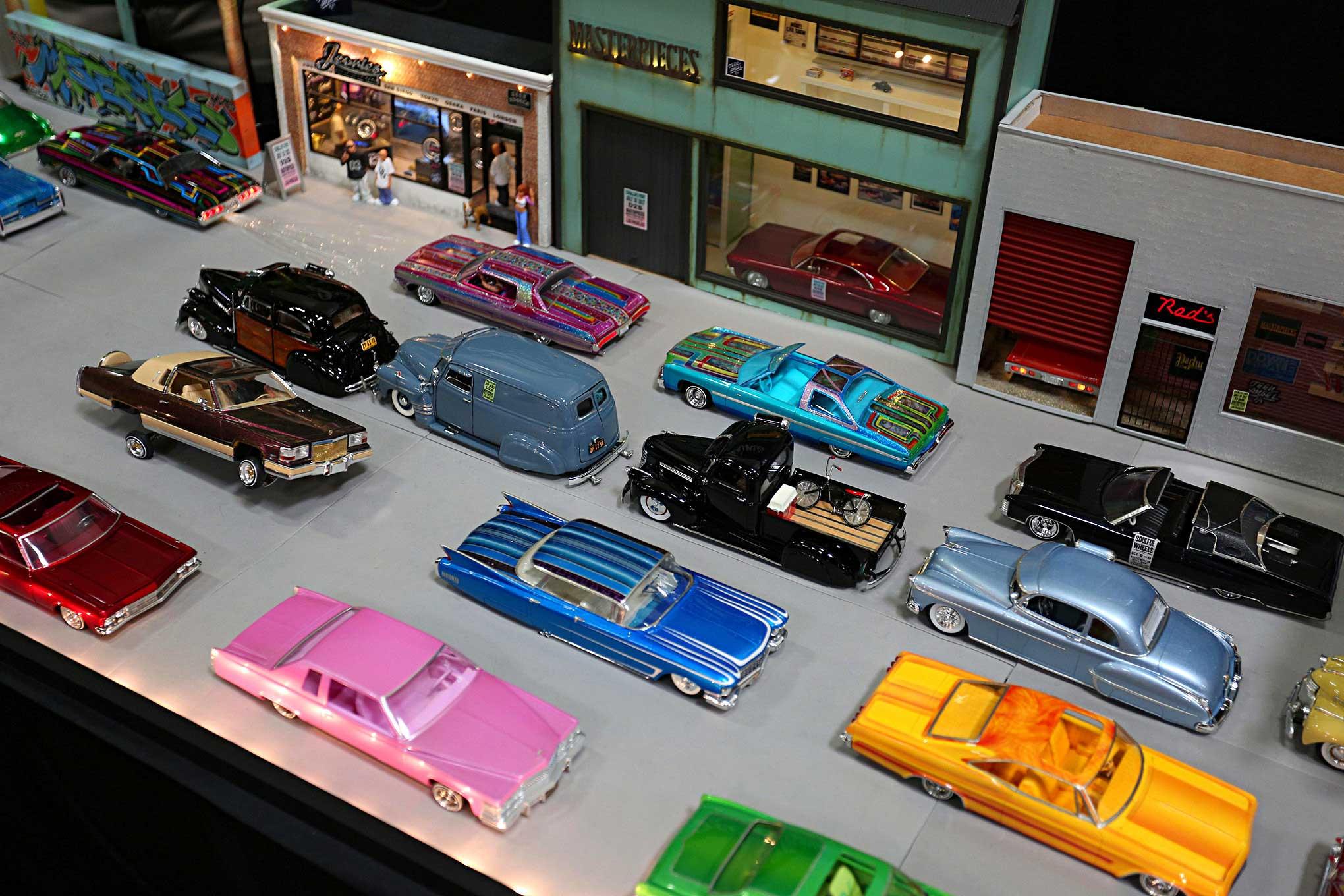 Cadillac Fest 7 Model Car Super Show