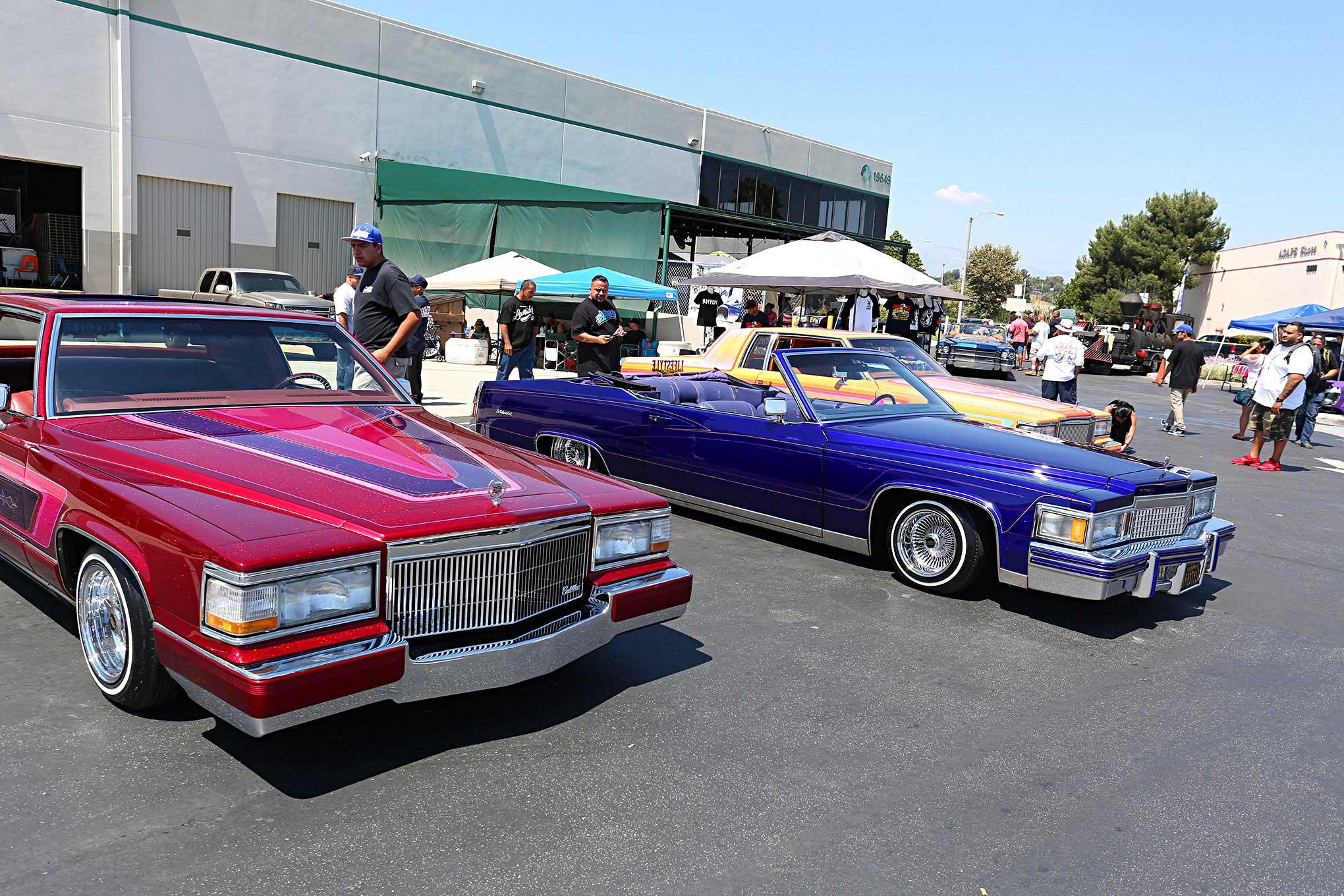 Lifestyle Car Club at Cadillac Fest 7