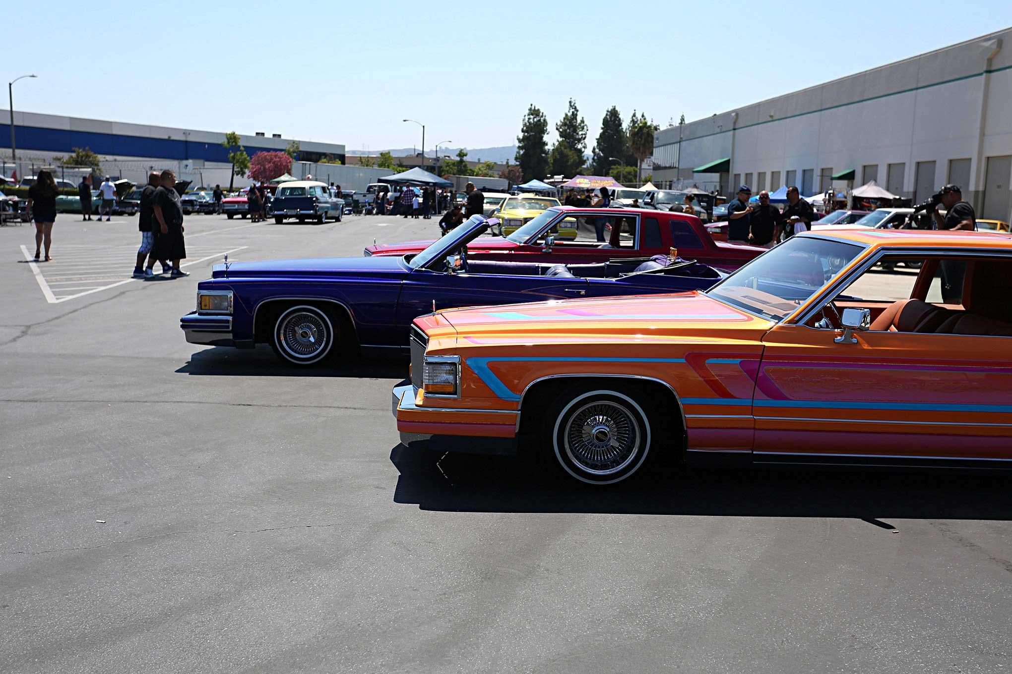 Lifestyle Car Club at Cadillac Fest 7 Mike Lopez Eduardo ...