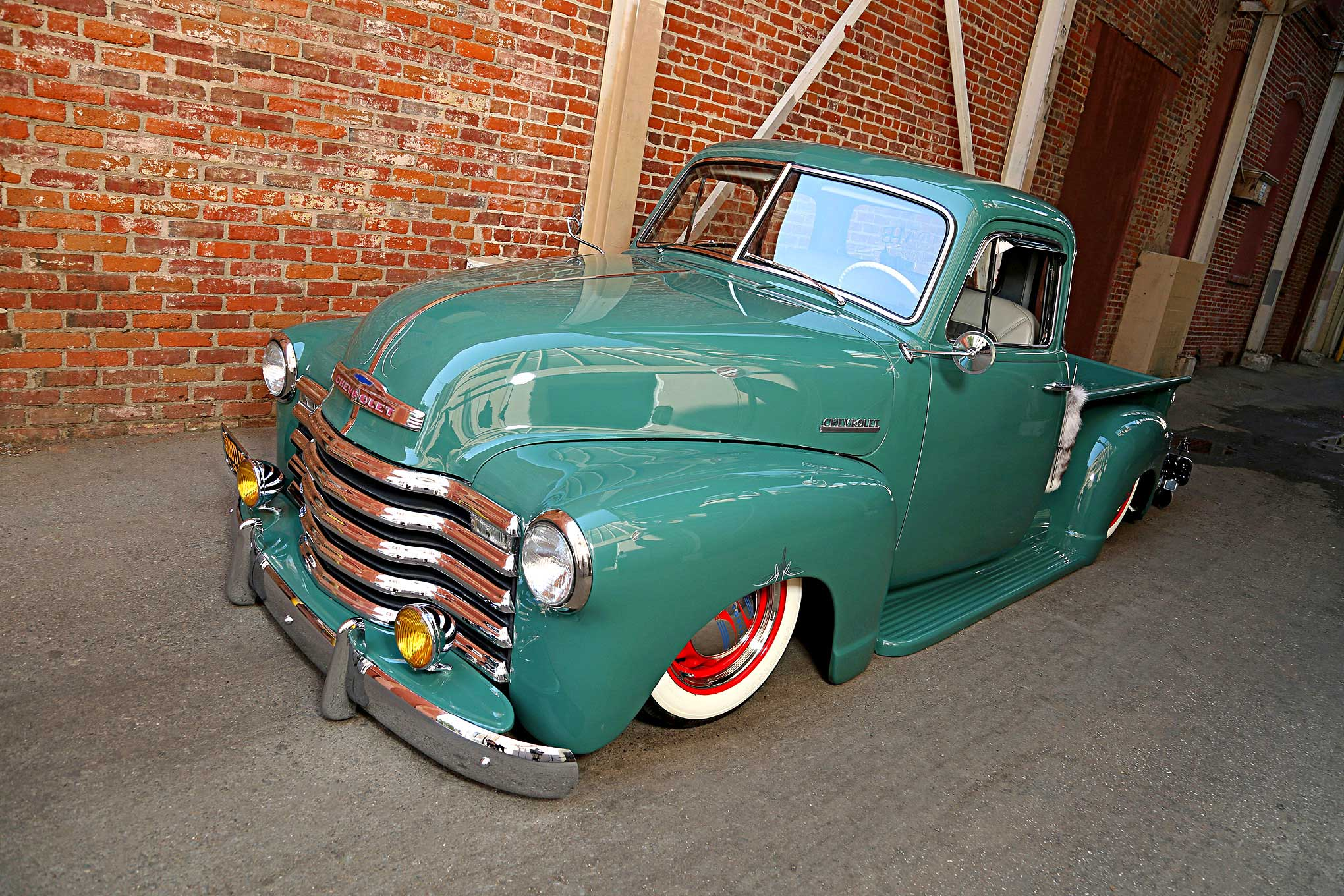 1951 Chevrolet 3100 A Father S Influence
