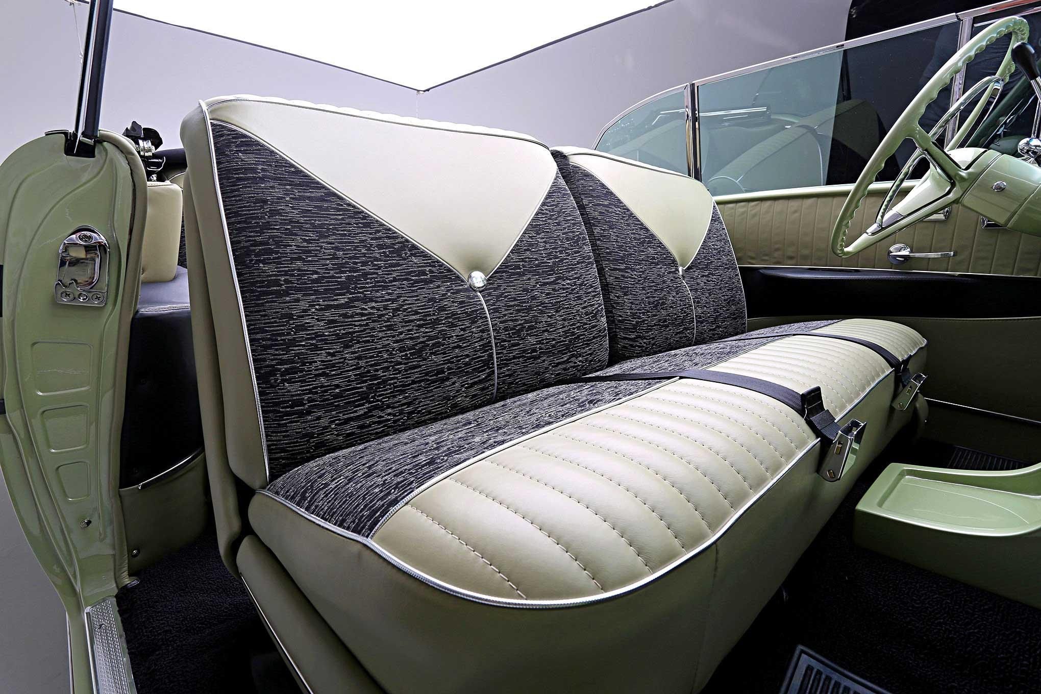 1956 Chevrolet Bel Air Bench Seat Lowrider