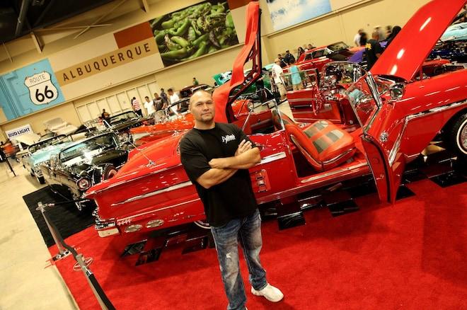 Lowrider Albuquerque Show - Car show albuquerque