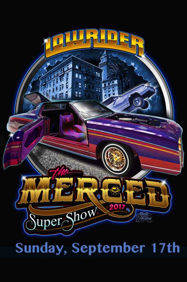 2017 Merced Lowrider Super Show