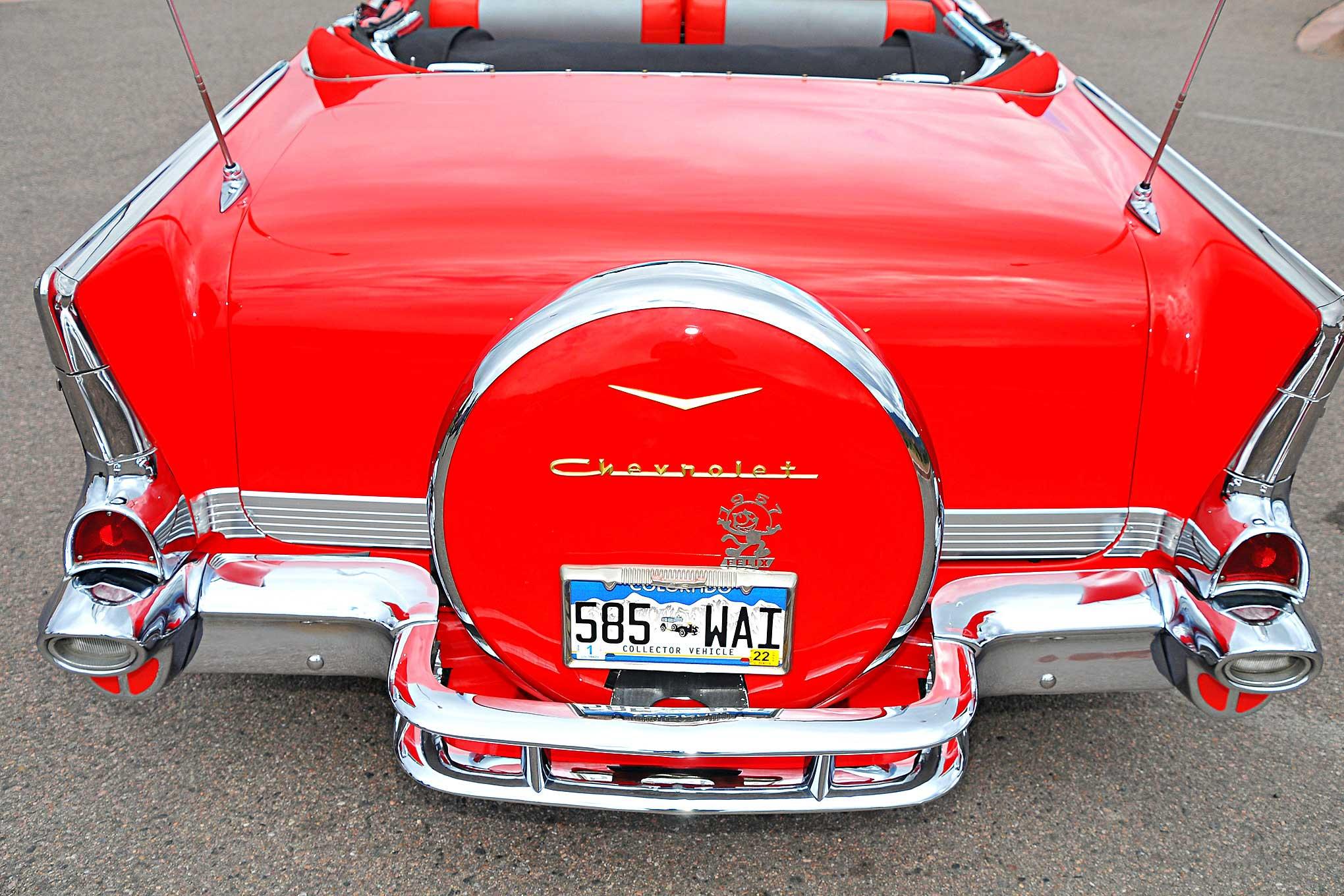 1957 Chevrolet Bel Air - Fire & Desire