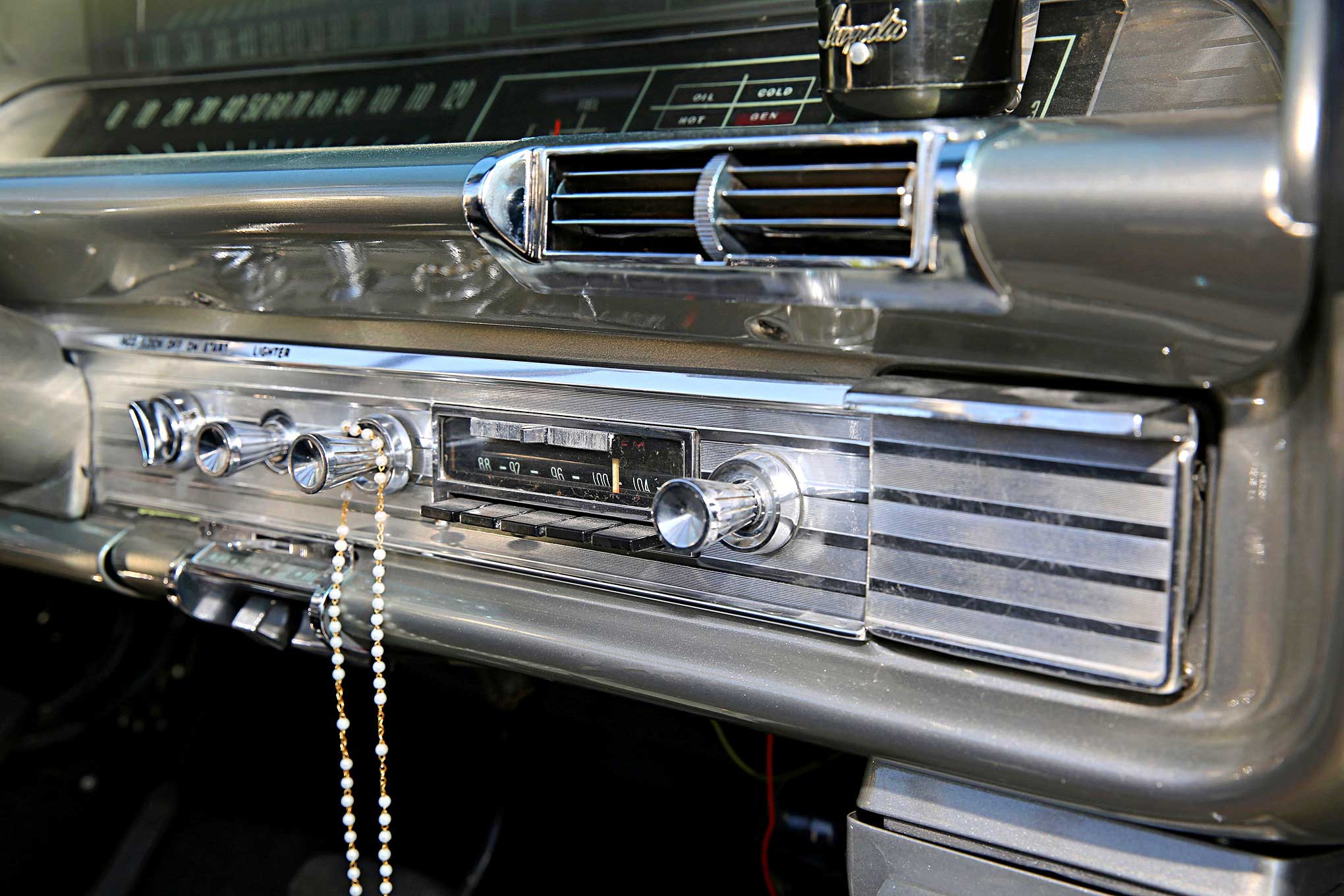 Chevrolet Colorado Springs >> Passion for a 1963 Chevy Impala convertible