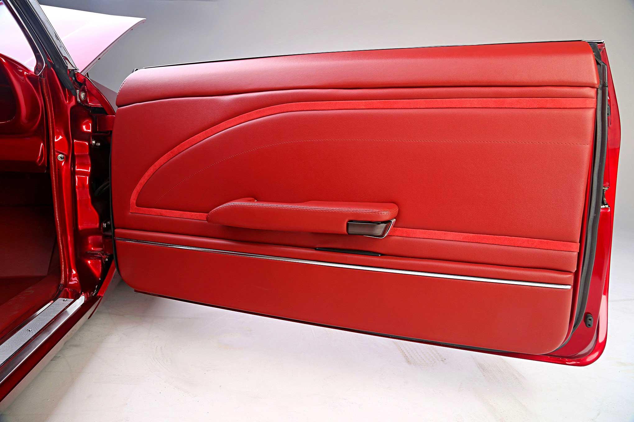 1965 Chevrolet Impala Door Panel Lowrider