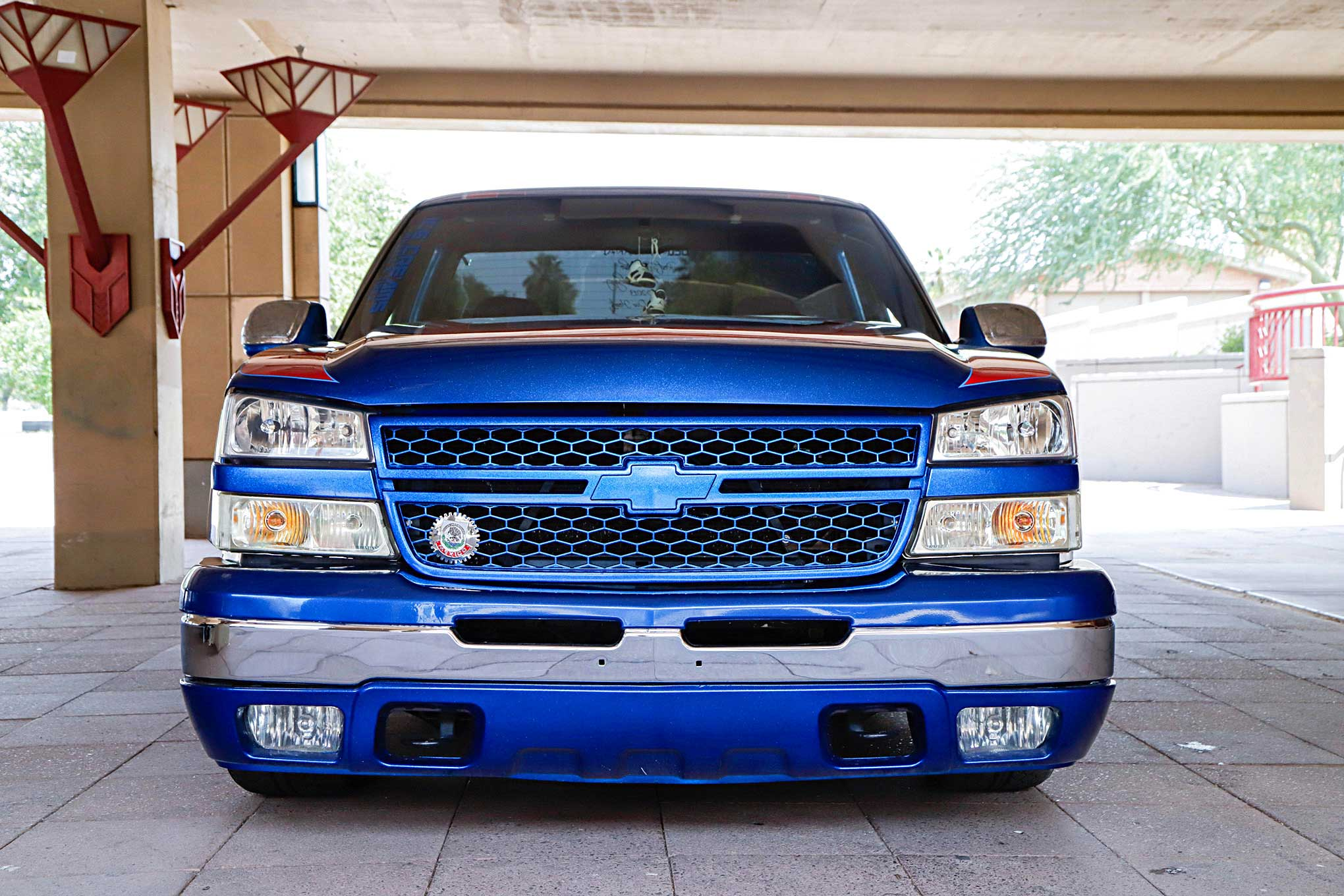 2003 Chevy Silverado - El Patron