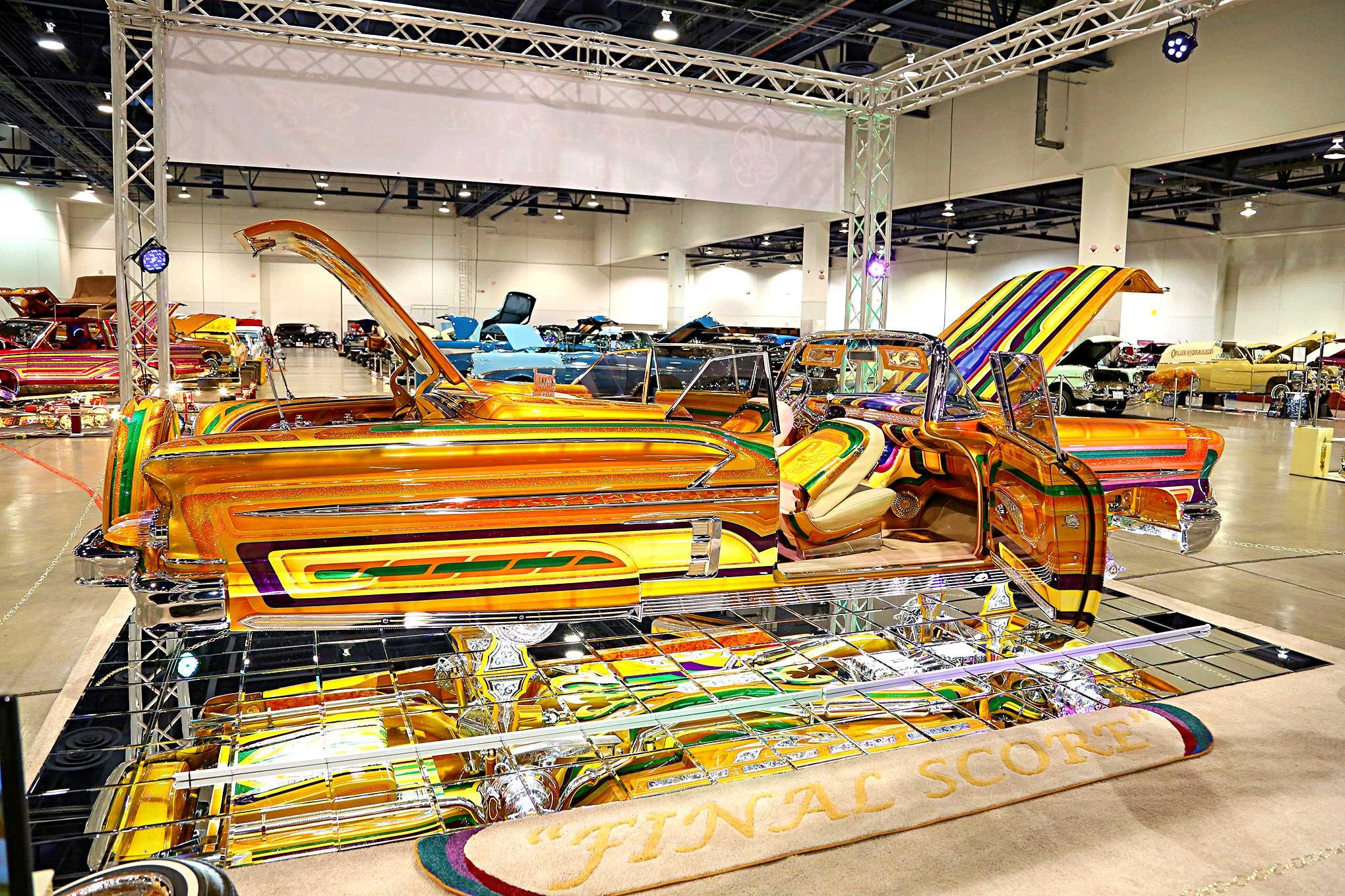 2017 las vegas super show final score impala lowrider