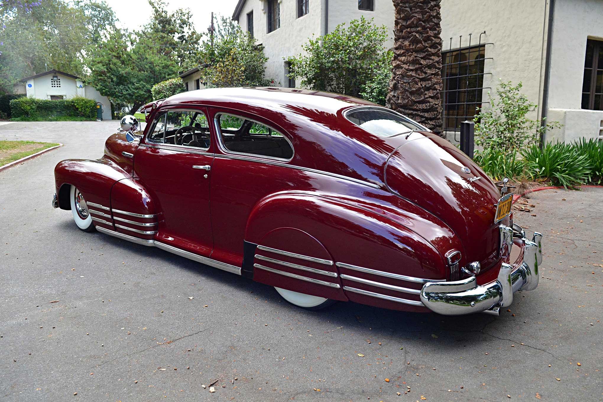 1947 Chevrolet Fleetline The Finn Fleetline