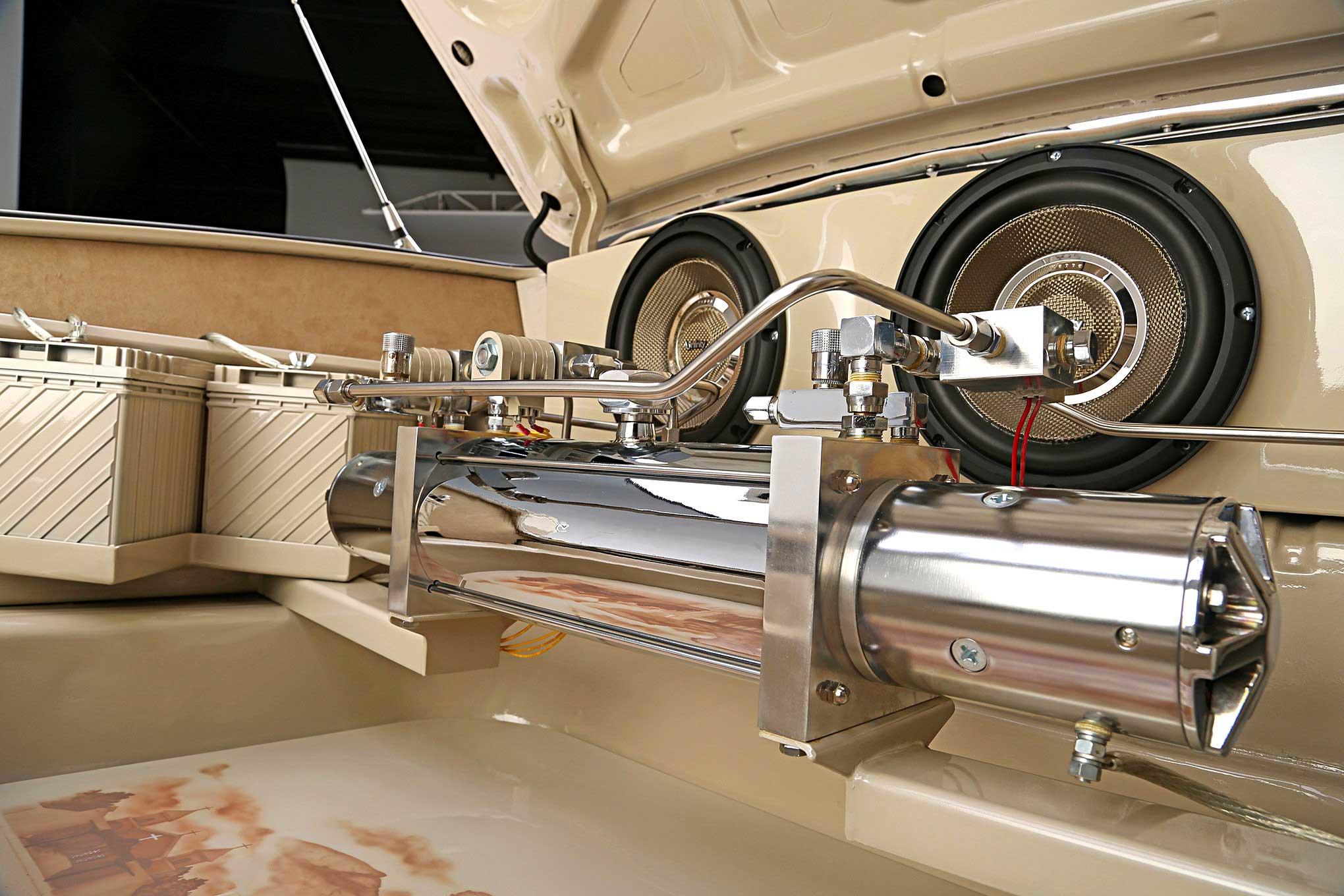 1964 Chevy Impala - Boulevard LegendLowrider