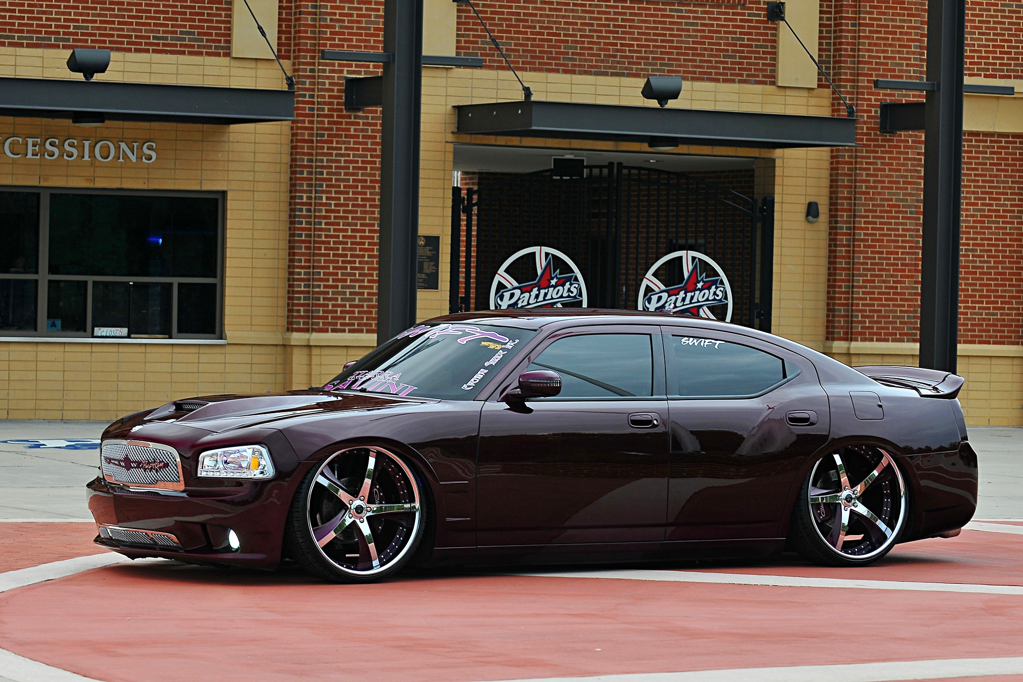 How Music Influenced The Build Of This 2008 Dodge Charger