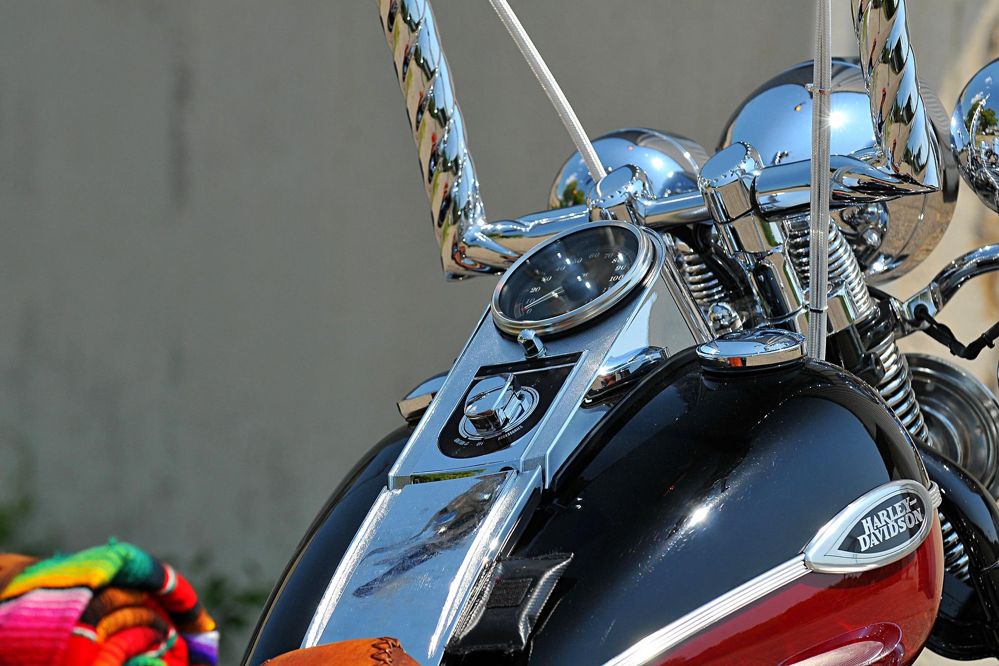 2005 Harley-Davidson Softail Springer - Hometown Hero