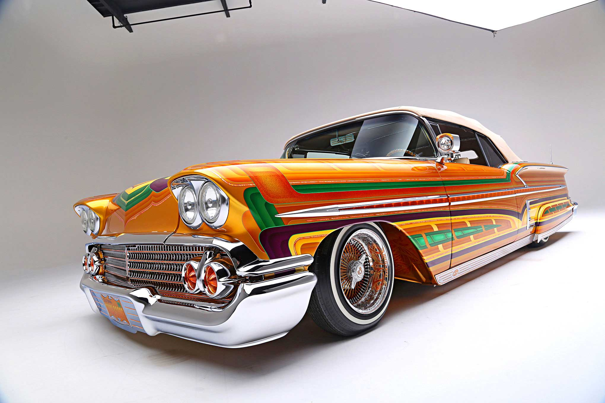 1958 Chevy Impala - 2018 Lowrider of the Year