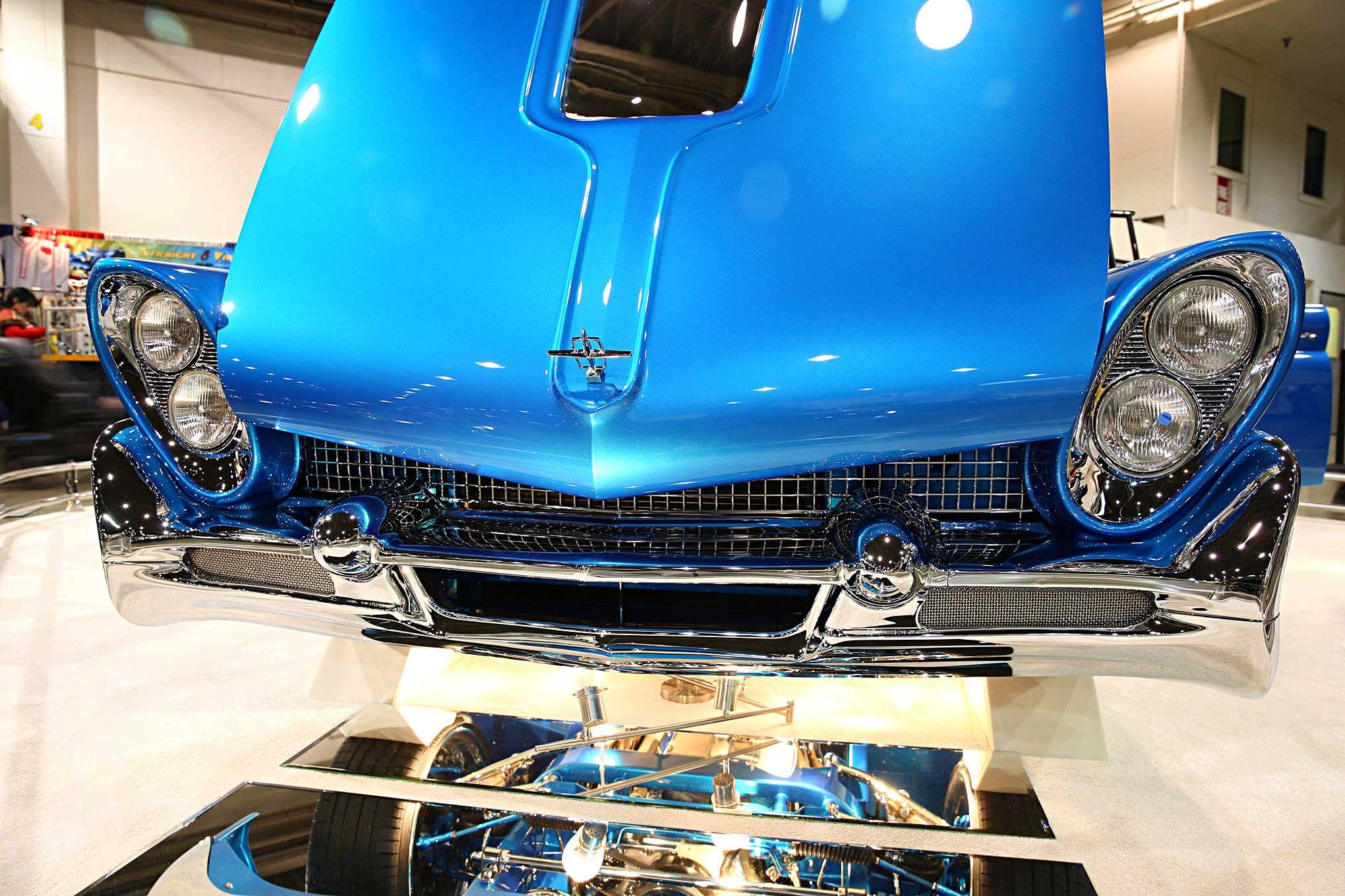 Sue & Tad Leach's '58 Lincoln Continental - GNRS 2018 Spotlight