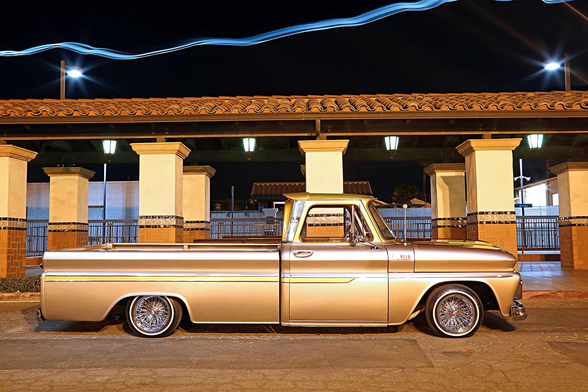 1964 Chevrolet C10 The Transporter
