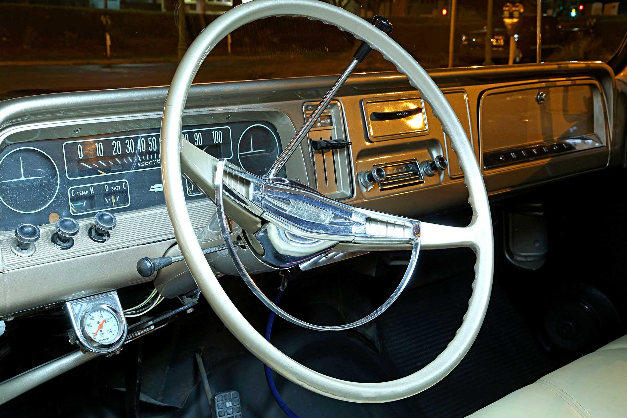 1964 Chevrolet C10 - The Transporter