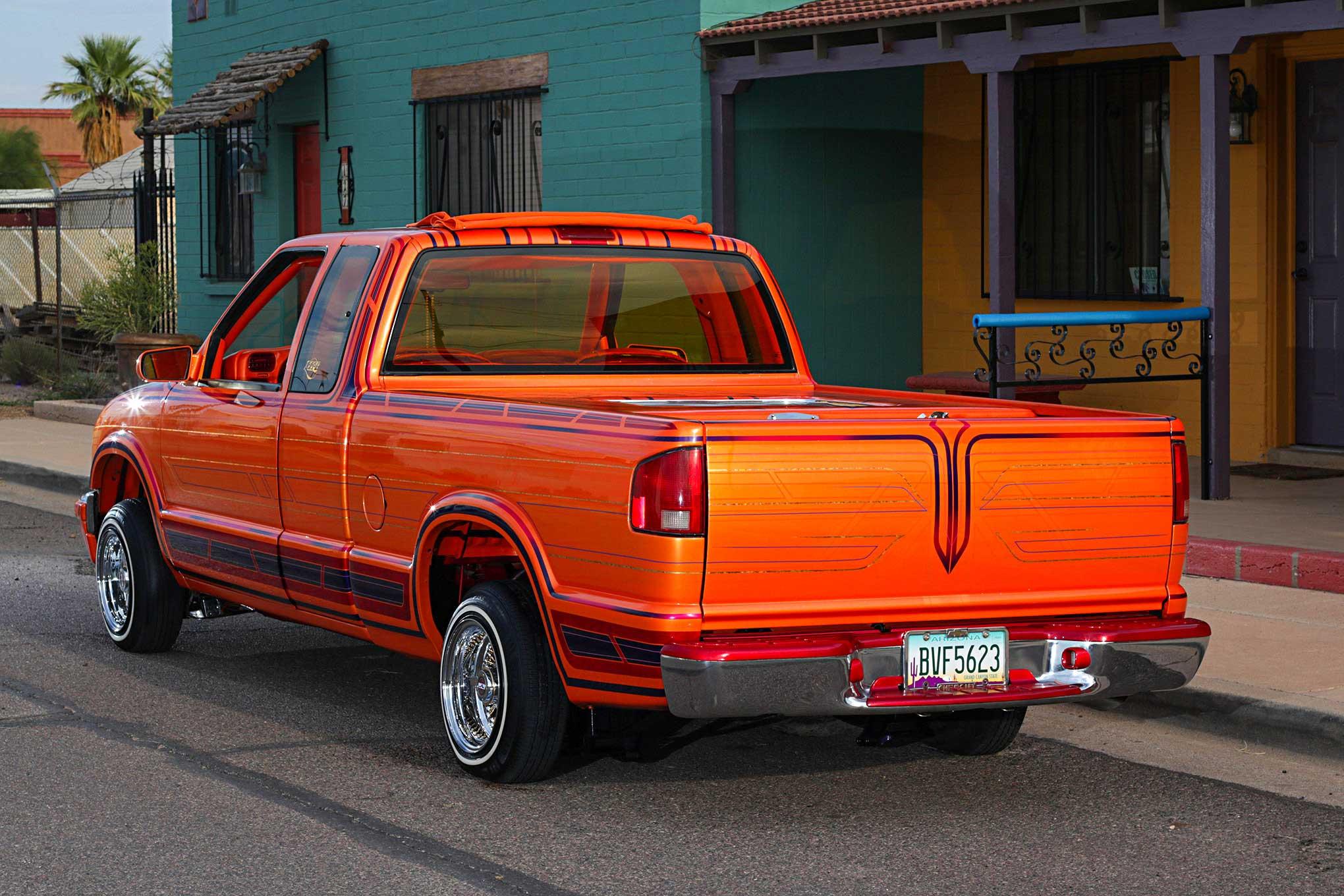 Thomas Padilla's Fancy 1998 Chevrolet S-10 Truck