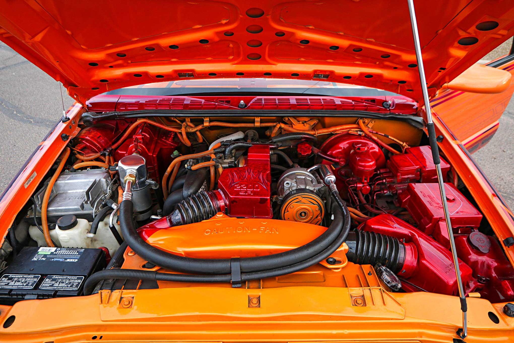 engine motor chevy s10